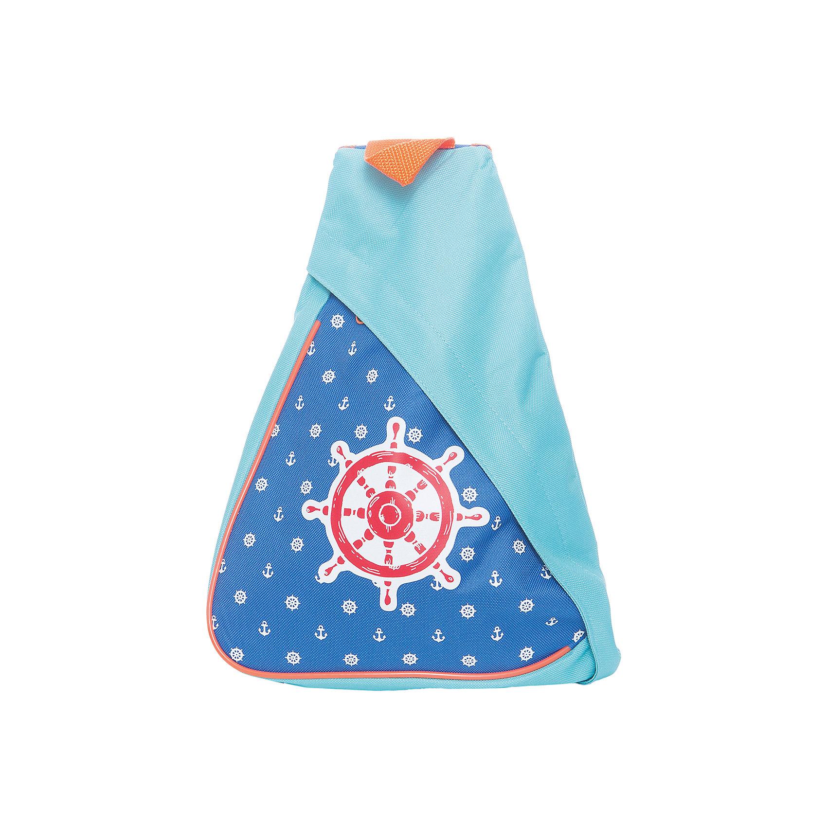 Треугольный рюкзак МореЭтот оригинальный детский рюкзачок представлен российской торговой маркой Mary Poppins под названием Море. Рюкзак выполнен из прочного текстиля в насыщенной и приятной морской расцветке. Треугольный рюкзачок выглядит очень нейтрально, поэтому может подойти как для мальчиков, так и для девочек в возрасте от трех лет и старше.<br><br>Ширина мм: 300<br>Глубина мм: 400<br>Высота мм: 100<br>Вес г: 156<br>Возраст от месяцев: 660<br>Возраст до месяцев: 2147483647<br>Пол: Унисекс<br>Возраст: Детский<br>SKU: 5508579