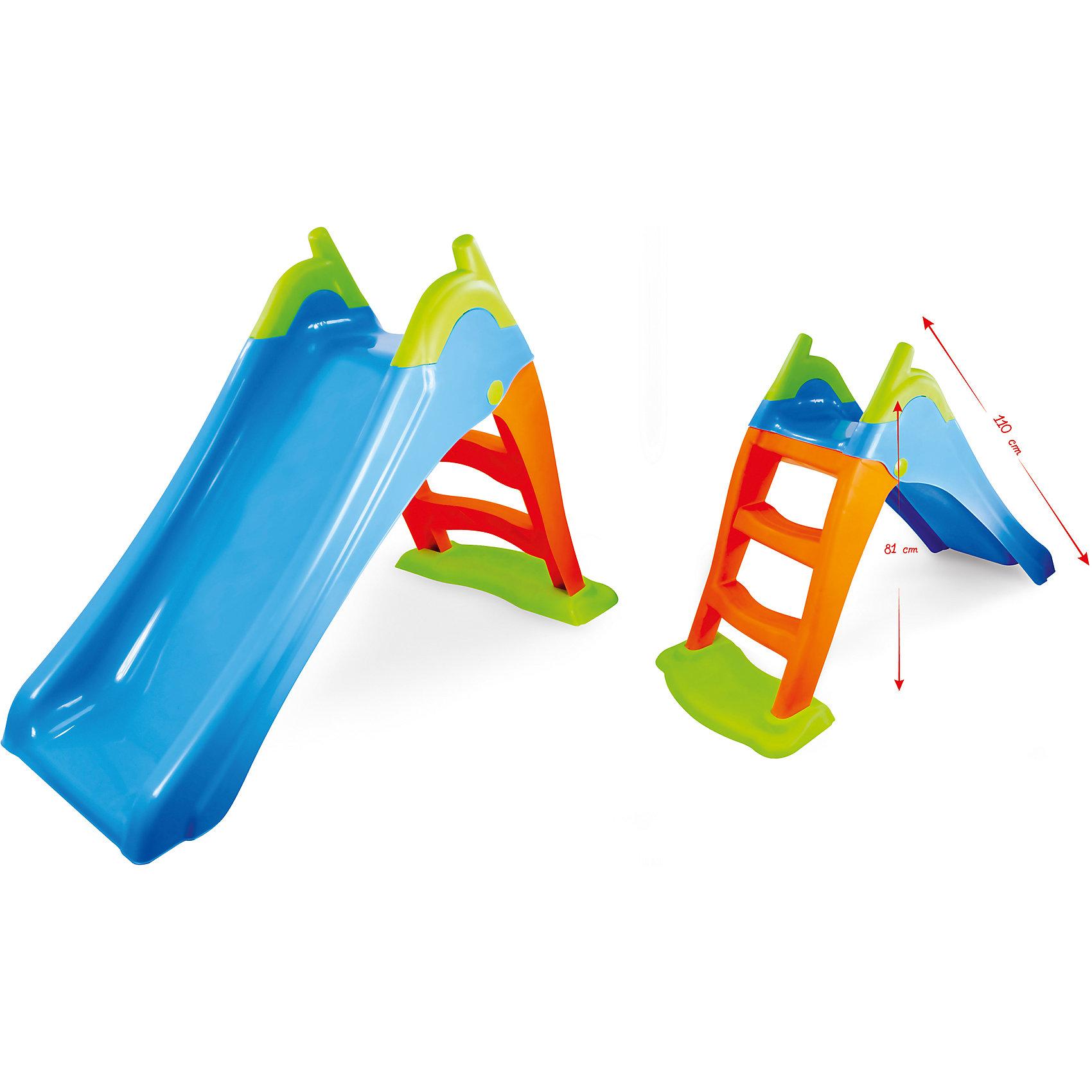 Горка детская, MochtoysГорки<br>Физическое воспитание играет немаловажную роль для ребенка. Одним из элементов подвижных игр являются горки. Однако времена, когда детскую горку можно было найти только на площадке, прошли. Сегодня детская горка Mochtoys поможет весело провести время малышу не только на улице, но и дома, а также в детском саду. Достаточно простая в сборке и эксплуатации, эта горка доставит ребенку массу удовольствия, а родителям не причинит много хлопот, так как не занимает много места.<br><br>Ширина мм: 1280<br>Глубина мм: 550<br>Высота мм: 810<br>Вес г: 5990<br>Возраст от месяцев: 24<br>Возраст до месяцев: 84<br>Пол: Унисекс<br>Возраст: Детский<br>SKU: 5510713