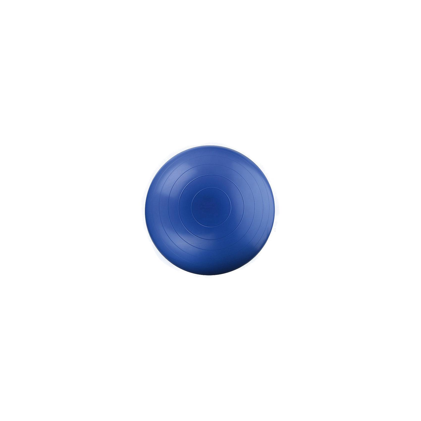 Мяч гимнастический (Фитбол), ?45см голубой, DOKAДиаметр гимнастического мяча-45 см.<br>Выдерживает нагрузку до 200 кг.,<br>снабжен системой антивзрыв,произведен из нетоксичного и гипоаллергенного ПВХ (Германия) на Итальянском оборудовании, безвредного для детей любого возраста.Во время гимнастики на фитболе сгорает больше килокалорий, чем при простой силовой тренировке, так как равномерно прорабатываются те группы мышц, которые обычно недоступны, особенно мышцы брюшного пресса и спины. Мяч очень легкий и компактный, надувается насосом в считанные минуты.<br>Идеально подходит для занятий с детьми с 4-месячного возраста с целью формирования правильных рефлексов и развития координации движения. <br>Фитбол предназначен для занятий спортивной и лечебной гимнастикой,развития и укрепления мышц спины, рук, живота и ног,формирования правильной осанки,игр и отдыха.<br><br>Ширина мм: 122<br>Глубина мм: 153<br>Высота мм: 254<br>Вес г: 840<br>Возраст от месяцев: 4<br>Возраст до месяцев: 192<br>Пол: Унисекс<br>Возраст: Детский<br>SKU: 5510729