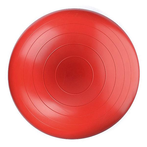 Мяч гимнастический (Фитбол), ?65см красный, DOKAТренажёры<br>Мяч гимнастический (Фитбол), ?65см красный, DOKA.<br><br>Характеристики:<br><br>• Возврат: от 4 месяцев до 16 лет<br>• Диаметр гимнастического мяча: 65 см.<br>• Выдерживает нагрузку до 200 кг.<br>• Система антивзрыв<br>• Материал: ПВХ (Германия)<br>• Цвет: красный<br><br>Яркий гимнастический мяч (фитбол) от отечественного производителя предназначен для: занятий спортивной и лечебной гимнастикой; развития и укрепления мышц спины, рук, живота и ног; формирования правильной осанки; игр и отдыха. Идеально подходит для занятий с детьми с 4-месячного возраста с целью формирования правильных рефлексов и развития координации движения. Фитбол снабжен системой антивзрыв, изготовлен на итальянском оборудовании из нетоксичного и гипоаллергенного ПВХ (Германия) безвредного для детей любого возраста. Мяч очень легкий и компактный, надувается насосом в считанные минуты. Во время гимнастики на фитболе сгорает больше килокалорий, чем при простой силовой тренировке, так как равномерно прорабатываются те группы мышц, которые обычно недоступны, особенно мышцы брюшного пресса и спины.<br><br>Мяч гимнастический (Фитбол), ?65см красный, DOKA можно купить в нашем интернет-магазине.<br><br>Ширина мм: 122<br>Глубина мм: 153<br>Высота мм: 254<br>Вес г: 1080<br>Возраст от месяцев: 4<br>Возраст до месяцев: 192<br>Пол: Унисекс<br>Возраст: Детский<br>SKU: 5510731