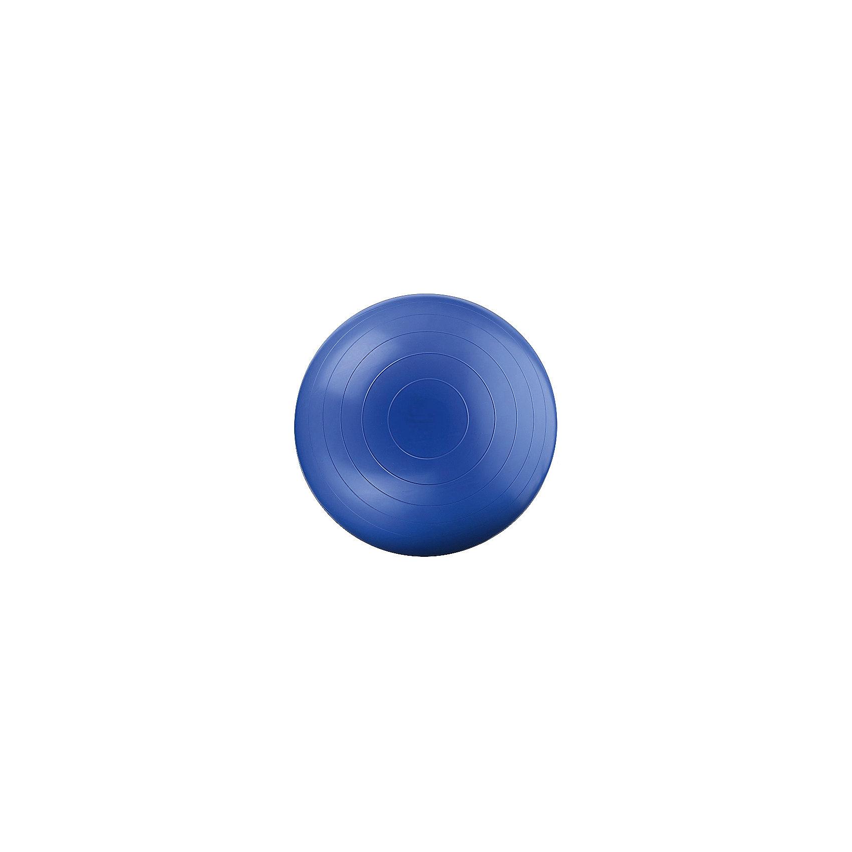 Мяч гимнастический (Фитбол), ?75см голубой, DOKAТренажёры<br>Мяч гимнастический (Фитбол), ?75см голубой, DOKA.<br><br>Характеристики:<br><br>• Возврат: от 4 месяцев до 16 лет<br>• Диаметр гимнастического мяча: 75 см.<br>• Выдерживает нагрузку до 200 кг.<br>• Система антивзрыв<br>• Материал: ПВХ (Германия)<br>• Цвет: черный<br><br>Гимнастический мяч (фитбол) от отечественного производителя предназначен для: занятий спортивной и лечебной гимнастикой; развития и укрепления мышц спины, рук, живота и ног; формирования правильной осанки; игр и отдыха. Идеально подходит для занятий с детьми с 4-месячного возраста с целью формирования правильных рефлексов и развития координации движения. Фитбол снабжен системой антивзрыв, изготовлен на итальянском оборудовании из нетоксичного и гипоаллергенного ПВХ (Германия) безвредного для детей любого возраста. Мяч очень легкий и компактный, надувается насосом в считанные минуты. Во время гимнастики на фитболе сгорает больше килокалорий, чем при простой силовой тренировке, так как равномерно прорабатываются те группы мышц, которые обычно недоступны, особенно мышцы брюшного пресса и спины.<br><br>Мяч гимнастический (Фитбол), ?75см черный, DOKA можно купить в нашем интернет-магазине.<br><br>Ширина мм: 122<br>Глубина мм: 153<br>Высота мм: 254<br>Вес г: 1320<br>Возраст от месяцев: 4<br>Возраст до месяцев: 192<br>Пол: Унисекс<br>Возраст: Детский<br>SKU: 5510732