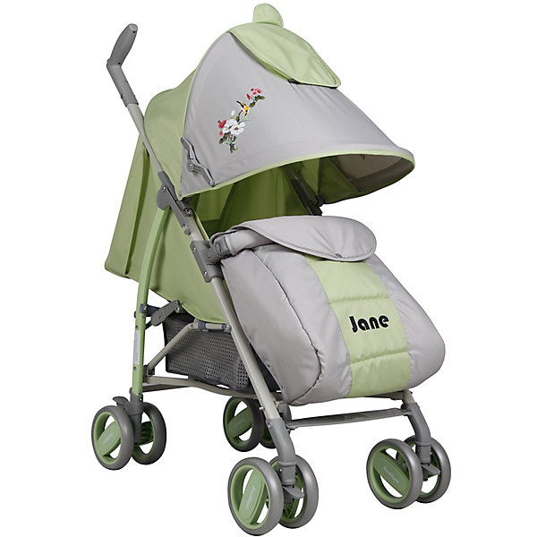 Коляска-трость Indigo JANE, зеленыйКоляски-трости<br>Характеристики коляски-трости Indigo JANE<br><br>Прогулочный блок:<br><br>• регулируемая спинка: угол наклона 160 градусов;<br>• регулируемая подножка, 2 положения;<br>• 2-х точечные ремни безопасности;<br>• смотровое окошко под клапаном; <br>• капюшон оснащен солнцезащитным козырьком, <br>• имеется дополнительная секция на липучке, капюшон раскладывается достаточно низко;<br>• кармашек под клапаном;<br>• съемный бампер с мягкой накладкой;<br>• имеется разделитель для ножек;<br>• чехол на ножки согревает ребенка в прохладную погоду.<br><br>Рама коляски: <br><br>• сдвоенные колеса: плавающие передние с блокировкой, задние оснащены тормозом;<br>• механизм складывания: трость;<br>• диаметр колес: 15 см;<br>• материал колес - пластик.<br><br>Размер коляски в сложенном виде: 102х13,5х18 см<br>Вес коляски: 7,7 кг<br>Вес в упаковке: 8 кг<br><br>Коляску-трость JANE, Indigo, зеленый цвет можно купить в нашем интернет-магазине.<br><br>Ширина мм: 1020<br>Глубина мм: 135<br>Высота мм: 180<br>Вес г: 7700<br>Возраст от месяцев: 12<br>Возраст до месяцев: 36<br>Пол: Унисекс<br>Возраст: Детский<br>SKU: 5511829