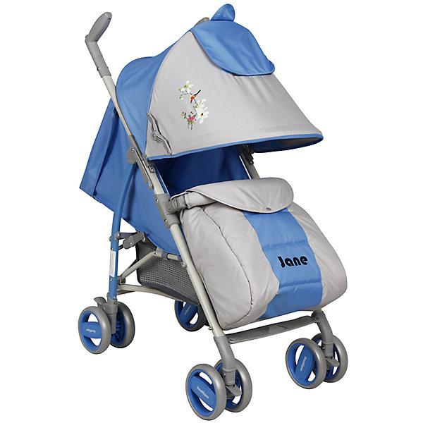 Коляска-трость Indigo JANE, синийКоляски-трости более 7 кг.<br>Характеристики коляски-трости Indigo JANE<br><br>Прогулочный блок:<br><br>• регулируемая спинка: угол наклона 160 градусов;<br>• регулируемая подножка, 2 положения;<br>• 2-х точечные ремни безопасности;<br>• смотровое окошко под клапаном; <br>• капюшон оснащен солнцезащитным козырьком, <br>• имеется дополнительная секция на липучке, капюшон раскладывается достаточно низко;<br>• кармашек под клапаном;<br>• съемный бампер с мягкой накладкой;<br>• имеется разделитель для ножек;<br>• чехол на ножки согревает ребенка в прохладную погоду.<br><br>Рама коляски: <br><br>• сдвоенные колеса: плавающие передние с блокировкой, задние оснащены тормозом;<br>• механизм складывания: трость;<br>• диаметр колес: 15 см;<br>• материал колес - пластик.<br><br>Размер коляски в сложенном виде: 102х13,5х18 см<br>Вес коляски: 7,7 кг<br>Вес в упаковке: 8 кг<br><br>Коляску-трость JANE, Indigo, синий цвет можно купить в нашем интернет-магазине.<br><br>Ширина мм: 1020<br>Глубина мм: 135<br>Высота мм: 180<br>Вес г: 7700<br>Возраст от месяцев: 12<br>Возраст до месяцев: 36<br>Пол: Унисекс<br>Возраст: Детский<br>SKU: 5511831