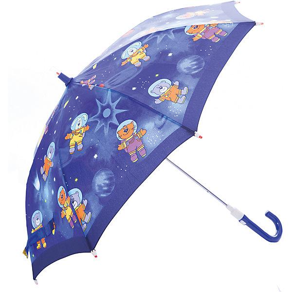 Зонт-трость, детский, Zest, рисунок Животные, со светодиодамиАксессуары для путешествий<br>расочный детский зонтик Zest со светодиодами (на кончиках спиц и на куполе в центре), трость, механика, 8 спиц, купол 78 см, материал купола полиэстер, ручка зонта из пластика, материал каркаса - сталь. Концы спиц зонтика прикрыты специальными колпачками-лампочками. ВЕТРОУСТОЙЧИВАЯ КОНСТРУКЦИЯ. Внимание! В сильный ветер не эксплуатировать! Зонт может сломаться. Гарантия 6 месяцев, срок службы 5 лет. Необходимы 2 батарейки типа ААА<br>Ширина мм: 680; Глубина мм: 0; Высота мм: 0; Вес г: 310; Цвет: оранжевый; Возраст от месяцев: 36; Возраст до месяцев: 2147483647; Пол: Унисекс; Возраст: Детский; SKU: 5511989;