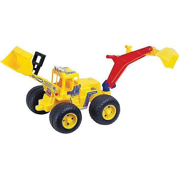 Машинка Бульдозер с ковшом Super Dozer, PILSAN