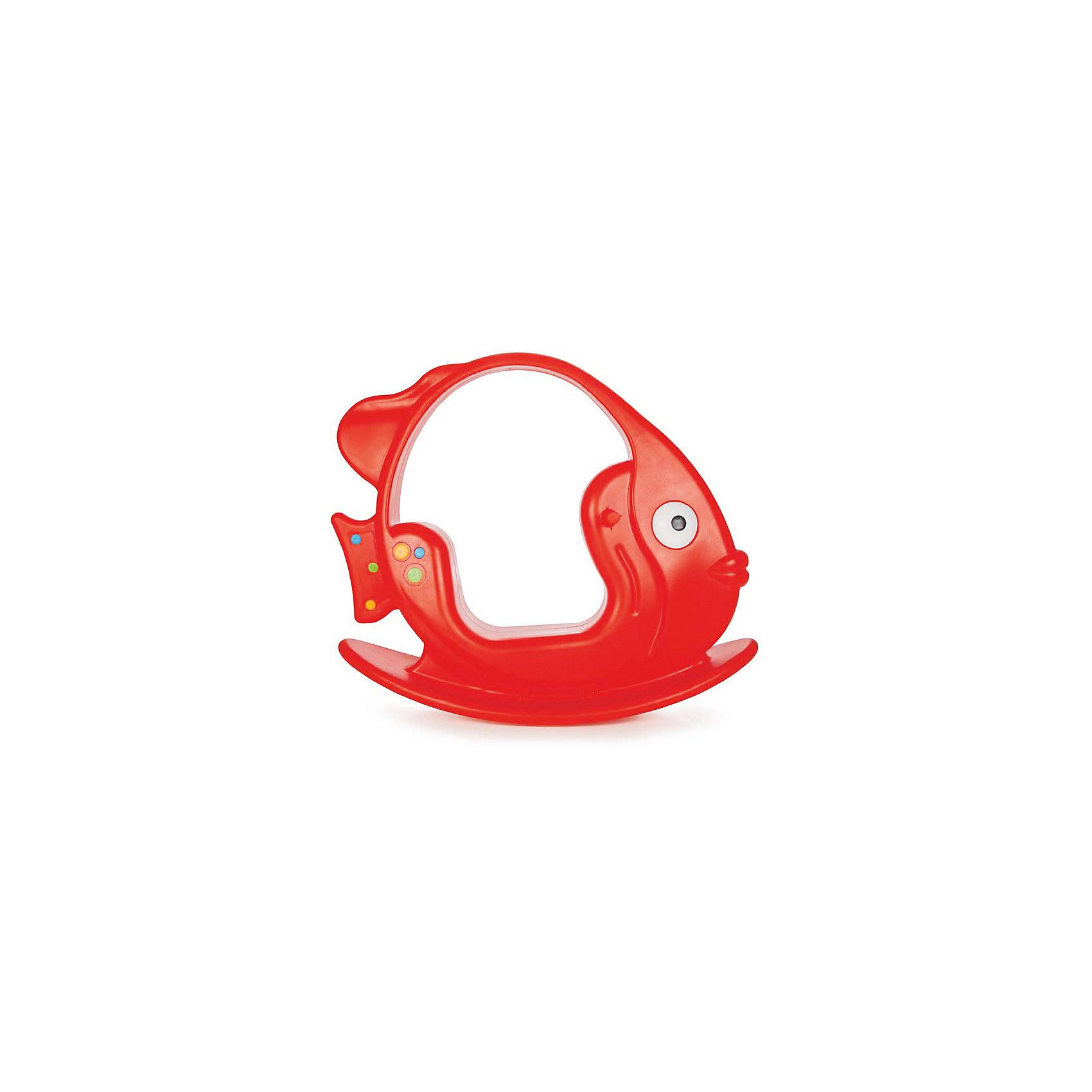 Качалка Рыбка объёмная, PILSANКачалки<br>Характеристики товара:<br><br>• цвет: красный<br>• возраст: от 3 лет<br>• защита от опрокидывания<br>• удобные ручки<br>• эргономичный дизайн<br>• не скользит<br>• способствует физическому развитию, развивает координацию<br>• материал: пластик<br>• размер упаковки: 87х103х34 см<br>• вес: 6,4 кг<br><br>Яркая рыбка подарит малышу много веселых эмоций! <br><br>Ребенок сможет качаться на рыбке дома или на свежем воздухе. <br><br>Качалка имеет защиту от опрокидывания, нескользящую поверхность и фиксаторы для ног. Во время игры ребенок сможет держаться за удобные ручки. <br><br>Эргономичный дизайн не оставит кроху равнодушным!<br><br>Качалку Рыбка объёмная, PILSAN (Пилсан) вы можете купить в нашем интернет-магазине.<br><br>Ширина мм: 340<br>Глубина мм: 1030<br>Высота мм: 870<br>Вес г: 6400<br>Возраст от месяцев: 36<br>Возраст до месяцев: 84<br>Пол: Унисекс<br>Возраст: Детский<br>SKU: 5512049