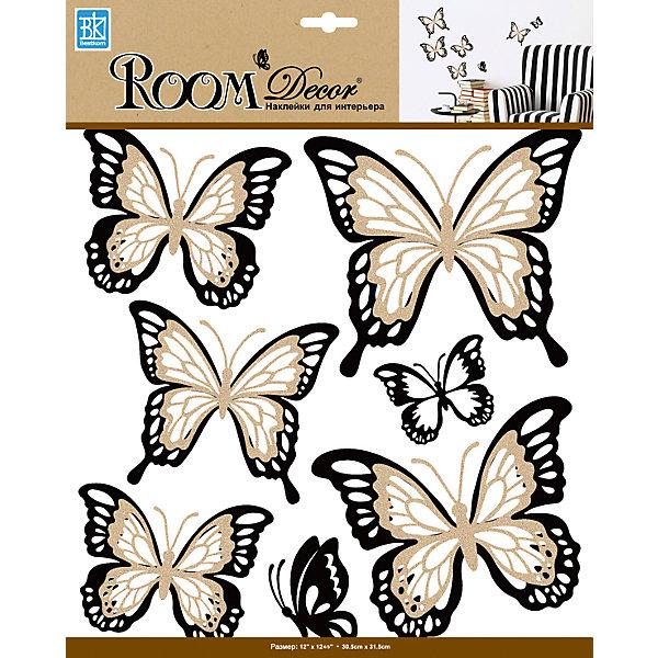 Наклейка Бабочки многослойные с блестками REA 5002, Room DecorДетские предметы интерьера<br>Характеристики:<br><br>• Предназначение: декор комнаты<br>• Тематика наклеек: бабочки<br>• Материал: картон, ПВХ<br>• Декоративные элементы: блестки<br>• Светящиеся в темноте<br>• Форма: многослойные<br>• Клейкая поверхность крепится на окрашенные стены, обои, двери, деревянные панели, стекло<br>• Не повреждают поверхность<br>• Устойчивы к выцветанию и истиранию<br>• Повышенные влагостойкие свойства<br>• Размеры (Д*Ш*В): 15*9,5*130 см<br>• Вес: 40 г<br>• Упаковка: блистер<br><br>Все наклейки выполнены из безопасного и нетоксичного материала – ПВХ. Прочная клеевая основа обеспечивает надежное прикрепление практически к любому виду горизонтальной или вертикальной поверхности, при этом не деформируя и не повреждая ее. Наклейки обладают влагоустойчивыми свойствами, поэтому они хорошо переносят влажную уборку. <br><br>Наклейка Бабочки многослойные с блестками REA 5002, Room Decor состоит из элементов с изображением блестящих бабочек. Наклейки выполнены в многослойном формате. <br><br>Наклейку Бабочки многослойные с блестками REA 5002, Room Decor можно купить в нашем интернет-магазине.<br><br>Ширина мм: 150<br>Глубина мм: 95<br>Высота мм: 1300<br>Вес г: 40<br>Возраст от месяцев: 36<br>Возраст до месяцев: 168<br>Пол: Женский<br>Возраст: Детский<br>SKU: 5513057