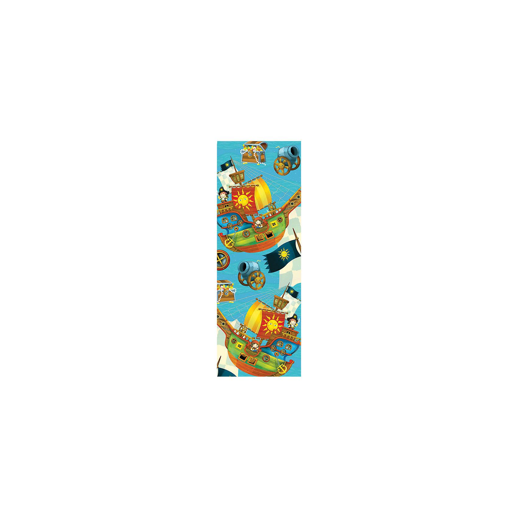 Фотообои Кораблики (1,00*2,8), DECOCODEДетские предметы интерьера<br>Характеристики:<br><br>• Предназначение: декор комнаты<br>• Тематика: Здесь живут чудеса<br>• Материал: флизелин, винил<br>• Фактура: вельвет<br>• Размер полотна (Ш*Д): 100*280 см <br>• Устойчивы к выцветанию и истиранию<br>• Допускается влажная чистка<br>• Размеры (Д*Ш*В): 15*9,5*130 см<br>• Вес: 1 кг 80 г<br><br>Обои изготовлены на флизелиновой основе с имитацией вельветовой поверхности, за счет чего им придается повышенная устойчивость к повреждениям, истиранию и изменению цвета. Все материалы, использованные в производстве, соответствуют международным стандартам безопасности.<br><br>Фотообои Кораблики (1,00*2,8), DECOCODE состоят из элементов с изображением парусных кораблей, пушек и сундуков с сокровищами. Общий размер декоративного полотна составляет 1,3*2,5 м. <br><br>Фотообои Кораблики (1,00*2,8), DECOCODE можно купить в нашем интернет-магазине.<br><br>Ширина мм: 150<br>Глубина мм: 95<br>Высота мм: 1300<br>Вес г: 1080<br>Возраст от месяцев: 0<br>Возраст до месяцев: 1188<br>Пол: Мужской<br>Возраст: Детский<br>SKU: 5513061
