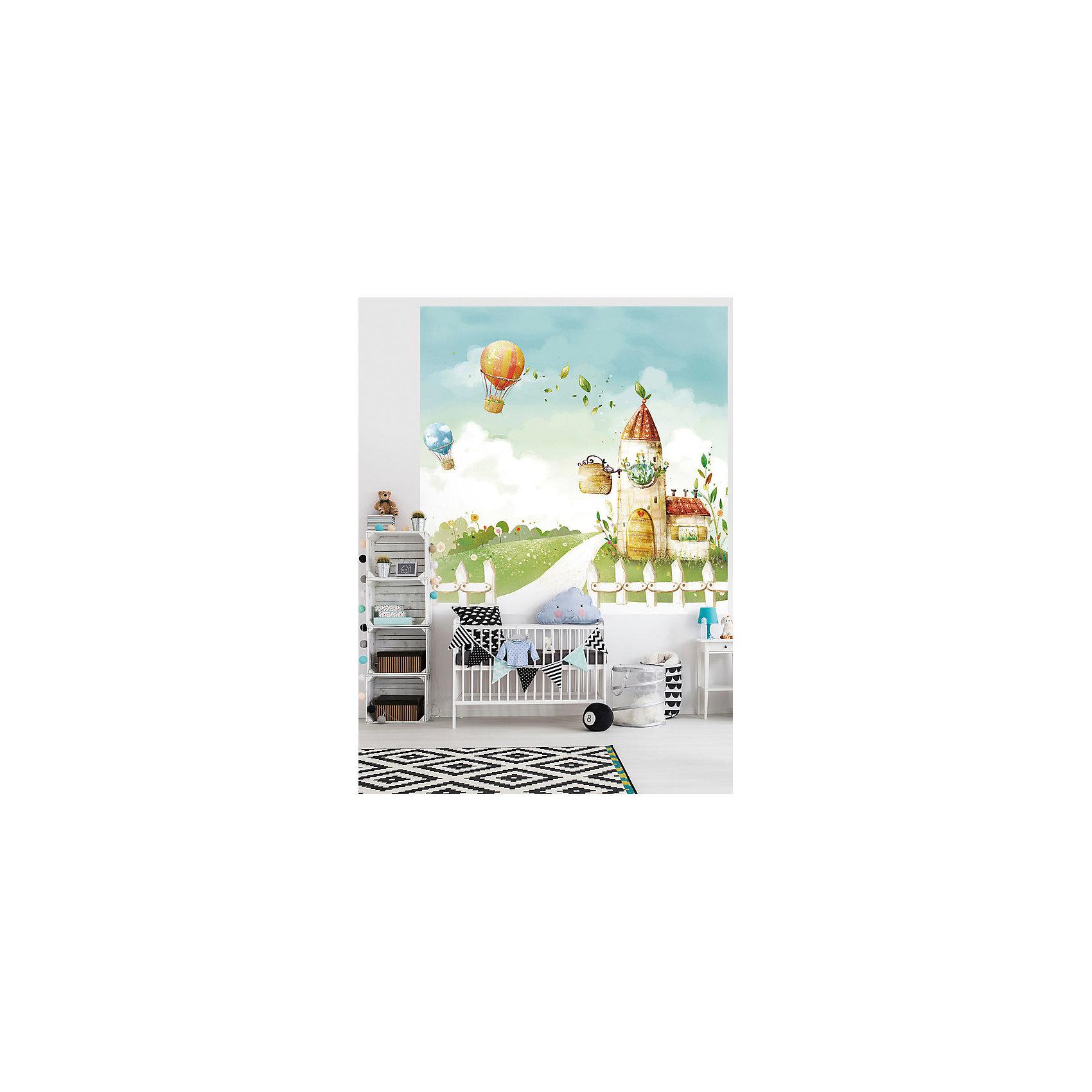 Фотообои Солнечный город (2,00*2,00), DECOCODEПредметы интерьера<br>Характеристики:<br><br>• Предназначение: декор комнаты<br>• Тематика: Здесь живут чудеса<br>• Материал: флизелин, винил<br>• Фактура: вельвет<br>• Размер полотна (Ш*Д): 200*200 см <br>• Устойчивы к выцветанию и истиранию<br>• Допускается влажная чистка<br>• Размеры (Д*Ш*В): 15*9,5*130 см<br>• Вес: 1 кг 640 г<br><br>Обои изготовлены на флизелиновой основе с имитацией вельветовой поверхности, за счет чего им придается повышенная устойчивость к повреждениям, истиранию и изменению цвета. Все материалы, использованные в производстве, соответствуют международным стандартам безопасности.<br><br>Фотообои Солнечный город (2,00*2,00), DECOCODE выполнены на флизелиновой основе с виниловой поверхностью, благодаря чему при высыхании клея они не дают усадки и не собираются. На панно в нежных тонах изображен сказочный городок. Общий размер декоративного полотна составляет 2*2 м. <br><br>Фотообои Солнечный город (2,00*2,00), DECOCODE можно купить в нашем интернет-магазине.<br><br>Ширина мм: 150<br>Глубина мм: 95<br>Высота мм: 1300<br>Вес г: 1640<br>Возраст от месяцев: 0<br>Возраст до месяцев: 1188<br>Пол: Унисекс<br>Возраст: Детский<br>SKU: 5513087