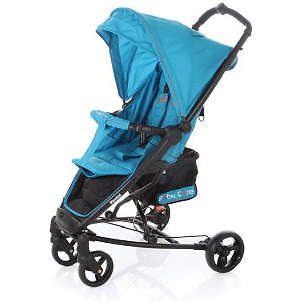 Прогулочная коляска Baby Care Rimini, голубойНедорогие коляски<br>Характеристики коляски:<br><br>• регулируется наклон спинки почти до горизонтального положения;<br>• регулируется подножка;<br>• 5-ти точечные ремни безопасности удерживают ребенка;<br>• имеется бампер с мягкой обивкой;<br>• капюшон оснащен смотровым окошком, имеется солнцезащитный козырек;<br>• чехол на ножки защищает от ветра и непогоды;<br>• передние плавающие колеса с фиксацией;<br>• ножной барабанный тормоз на тросике;<br>• тип складывания: книжка;<br>• предусмотрена защита от случайного раскладывания;<br>• материал рамы: алюминий.<br><br>Размер коляски: 51х82х102 см<br>Размер в сложенном виде: 32х75х44 см<br>Длина спального места: 73 см<br>Ширина сиденья: 30 см<br>Диаметр колес: 15 см, 17 см<br>Ширина колесной базы: 59 см<br>Размер корзины: 20х20х25 см<br>Вес коляски: 8,4 кг<br>Размер упаковки: 76х35х23 см<br>Вес в упаковке: 9,4 кг<br><br>Прогулочную коляску Rimini, Baby Care, цвет голубой можно купить в нашем интернет-магазине.<br><br>Ширина мм: 760<br>Глубина мм: 230<br>Высота мм: 350<br>Вес г: 9400<br>Возраст от месяцев: 6<br>Возраст до месяцев: 48<br>Пол: Унисекс<br>Возраст: Детский<br>SKU: 5513639
