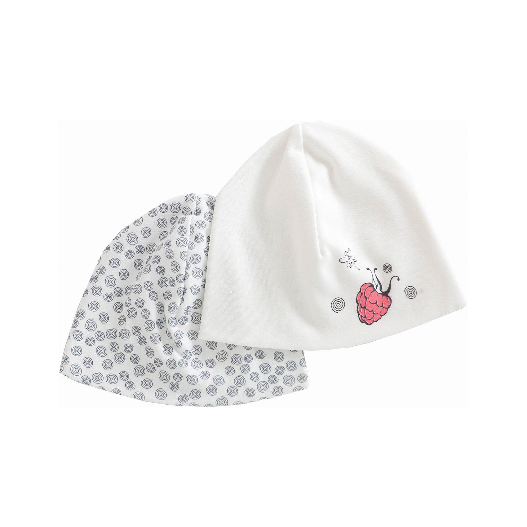 Шапка ,2 шт МамуляндияШапочки<br>Шапка ,2 шт Мамуляндия<br>Комплект шапочек (2 шт.) для девочки из дизайнерской коллекции Ягодки, выполнен из трикотажного полотна высшего качества. <br>Декорирован гипоаллергенным принтом на водной основе. <br><br>Состав 100% хлопок (интерлок-пенье). <br>Рекомендации по уходу: стирать при 40 С, гладить при средней температуре, носить с удовольствием!<br>Состав:<br>100% хлопок<br><br>Ширина мм: 89<br>Глубина мм: 117<br>Высота мм: 44<br>Вес г: 155<br>Цвет: серый<br>Возраст от месяцев: 0<br>Возраст до месяцев: 3<br>Пол: Женский<br>Возраст: Детский<br>Размер: 40,52,44,48<br>SKU: 5513703