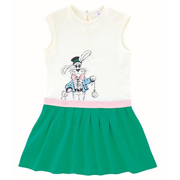 Платье для девочки МамуляндияПлатья и сарафаны<br>Платье для девочки Мамуляндия<br>Платье для девочки из дизайнерской коллекции Алиса.<br>Изготовлено трикотажного полотна высшего качества (кулирка).<br>Гипоаллергенный принт на водной основе, застёжка на спинке на кнопку из гипоаллергенного сплава без содержания никеля. <br><br>Состав 100% хлопок (кулирка-пенье). <br>Рекомендации по уходу: стирать при 40 С, гладить при средней температуре, носить с удовольствием!<br>Состав:<br>100% хлопок<br><br>Ширина мм: 236<br>Глубина мм: 16<br>Высота мм: 184<br>Вес г: 177<br>Цвет: зеленый<br>Возраст от месяцев: 18<br>Возраст до месяцев: 24<br>Пол: Женский<br>Возраст: Детский<br>Размер: 92,122,116,110,104,98<br>SKU: 5513838
