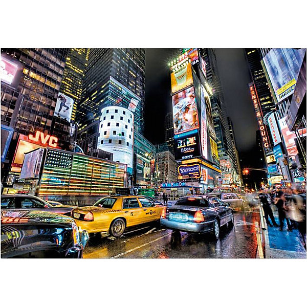 Пазл Таймс Сквер, Нью-Йорк, 1000 деталей, EducaПазлы для детей постарше<br><br><br>Ширина мм: 315<br>Глубина мм: 270<br>Высота мм: 55<br>Вес г: 768<br>Возраст от месяцев: 60<br>Возраст до месяцев: 2147483647<br>Пол: Унисекс<br>Возраст: Детский<br>SKU: 5514282