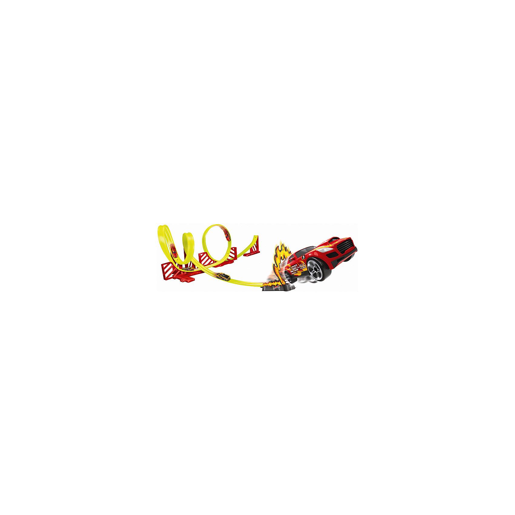 Трек Американские горки, TeamsterzАвтотреки<br>Характеристики товара:<br><br>• Возраст: от 3 лет<br>• Длина трассы 3,6 м<br>• Материал: пластик, металл<br>• В комплекте 2 инерционные машинки<br>• Размер машинки д*ш (см): 7,5*3<br>• Размер упаковки 60,8х25,4х6 см<br>• Вес упаковки 1,2 кг<br>• В наборе: детали трека, машинка<br>• Страна производитель: Китай<br><br>Трек Американские горки Teamsterz с крутыми виражами и мертвыми петлями обязательно понравится юному автолюбителю. С ним можно устроить настоящие захватывающие гонки. На трассе предстоит преодолеть опасные виражи, а на финише совершить прыжок с трамплина. Только самый аккуратный, внимательный и ловкий гонщик сможет преодолеть трассу и избежать аварий. <br><br>Трек Американские гонки Teamsterz можно приобрести в нашем интернет-магазине.<br><br>Ширина мм: 608<br>Глубина мм: 254<br>Высота мм: 60<br>Вес г: 1200<br>Возраст от месяцев: 36<br>Возраст до месяцев: 2147483647<br>Пол: Унисекс<br>Возраст: Детский<br>SKU: 5514331
