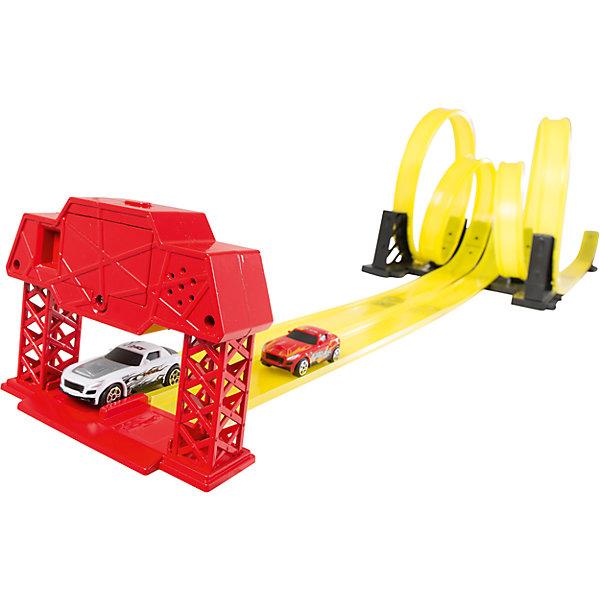 Трек HTI Teamsterz Гонка на времяАвтотреки<br>Характеристики товара:<br><br>• Возраст: от 3 лет<br>• Длина трека 6 м<br>• Для работы требуются 2 батарейки АА (в комплект не входят)<br>• В комплекте: 2 машинки, детали трека<br>• Размер упаковки 60х38х6 см<br>• Вес упаковки 1,386 кг<br>• Страна производитель: Китай<br><br>Трек Гонка на время Teamsterz понравится юным любителям скоростной езды. С треком дети смогут устроить захватывающие гонки. На трассе машинки будут преодолевать крутые опасные виражи и мертвые петли. На финише расположен таймер, который фиксирует время прохождения трассы. Он и выявит победителя соревнования.<br><br>Трек Гонка на время Teamsterz можно приобрести в нашем интернет-магазине.<br>Ширина мм: 600; Глубина мм: 380; Высота мм: 60; Вес г: 1386; Возраст от месяцев: 36; Возраст до месяцев: 2147483647; Пол: Мужской; Возраст: Детский; SKU: 5514333;