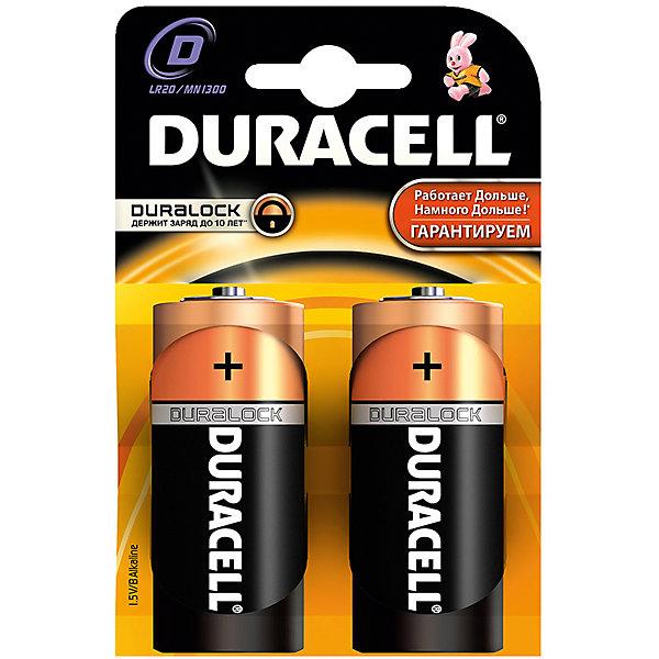 Батарейки алкалиновые Basic D 1.5V LR20, тип AA, 2шт., DURACELLДетские гаджеты<br>Характеристики:<br><br>• Тип электролита: алкалиновые<br>• Тип по питанию: АА <br>• Комплектация: 2 батарейки<br>• Вес в упаковке: 200 г<br>• Размеры упаковки (Д*Ш*В): 9*4*12 см<br>• Упаковка: картонная коробка с европодвесом <br><br>Батарейки алкалиновые Basic D 1.5V LR20, тип AA, 2шт., DURACELL от всемирно известного торгового бренда DURACELL, который является создателем первой щелочной батарейки. Щелочные батарейки отличаются более длительным сроком службы, повышенной герметичностью, благодаря чему батарейки от  DURACELL не протекают. <br><br>Элементы питания хорошо переносят низкие температуры, сохраняя при этом свои свойства и качества. В наборе предусмотрены 2 батарейки. Батарейки алкалиновые Basic D 1.5V LR20, тип AA, 2шт., DURACELL – это длительный срок службы и бесперебойность в работе портативных электронных устройств!<br><br>Батарейки алкалиновые Basic D 1.5V LR20, тип AA, 2шт., DURACELL можно купить в нашем интернет-магазине.<br>Ширина мм: 90; Глубина мм: 40; Высота мм: 120; Вес г: 200; Возраст от месяцев: 60; Возраст до месяцев: 1188; Пол: Унисекс; Возраст: Детский; SKU: 5514792;