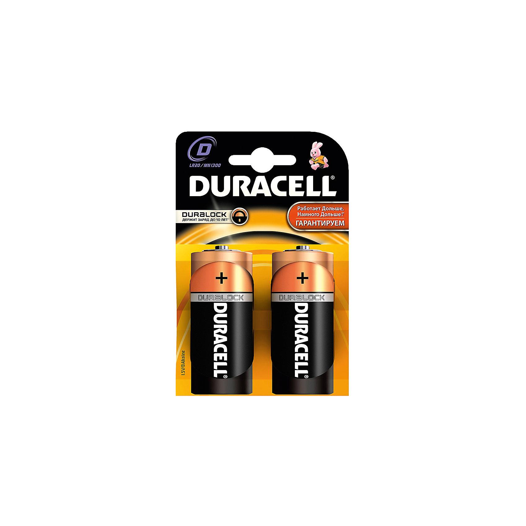 Батарейки алкалиновые Basic D 1.5V LR20, тип AA, 2шт., DURACELLДетская электроника<br>Характеристики:<br><br>• Тип электролита: алкалиновые<br>• Тип по питанию: АА <br>• Комплектация: 2 батарейки<br>• Вес в упаковке: 200 г<br>• Размеры упаковки (Д*Ш*В): 9*4*12 см<br>• Упаковка: картонная коробка с европодвесом <br><br>Батарейки алкалиновые Basic D 1.5V LR20, тип AA, 2шт., DURACELL от всемирно известного торгового бренда DURACELL, который является создателем первой щелочной батарейки. Щелочные батарейки отличаются более длительным сроком службы, повышенной герметичностью, благодаря чему батарейки от  DURACELL не протекают. <br><br>Элементы питания хорошо переносят низкие температуры, сохраняя при этом свои свойства и качества. В наборе предусмотрены 2 батарейки. Батарейки алкалиновые Basic D 1.5V LR20, тип AA, 2шт., DURACELL – это длительный срок службы и бесперебойность в работе портативных электронных устройств!<br><br>Батарейки алкалиновые Basic D 1.5V LR20, тип AA, 2шт., DURACELL можно купить в нашем интернет-магазине.<br><br>Ширина мм: 90<br>Глубина мм: 40<br>Высота мм: 120<br>Вес г: 200<br>Возраст от месяцев: 60<br>Возраст до месяцев: 1188<br>Пол: Унисекс<br>Возраст: Детский<br>SKU: 5514792