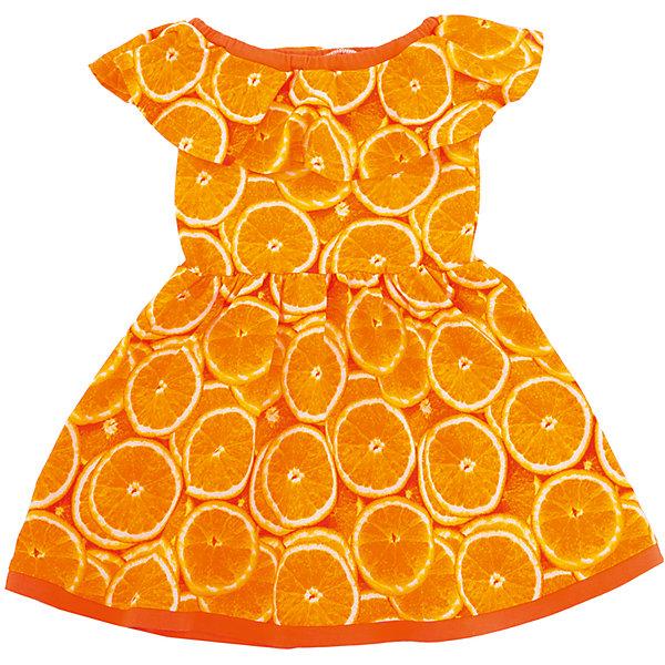 Платье для девочки АпрельПлатья и сарафаны<br>Платье для девочки Апрель.<br>Состав:<br>хлопок 100%<br><br>Ширина мм: 236<br>Глубина мм: 16<br>Высота мм: 184<br>Вес г: 177<br>Цвет: оранжевый<br>Возраст от месяцев: 24<br>Возраст до месяцев: 36<br>Пол: Женский<br>Возраст: Детский<br>Размер: 98,128,122,116,110,104<br>SKU: 5515881