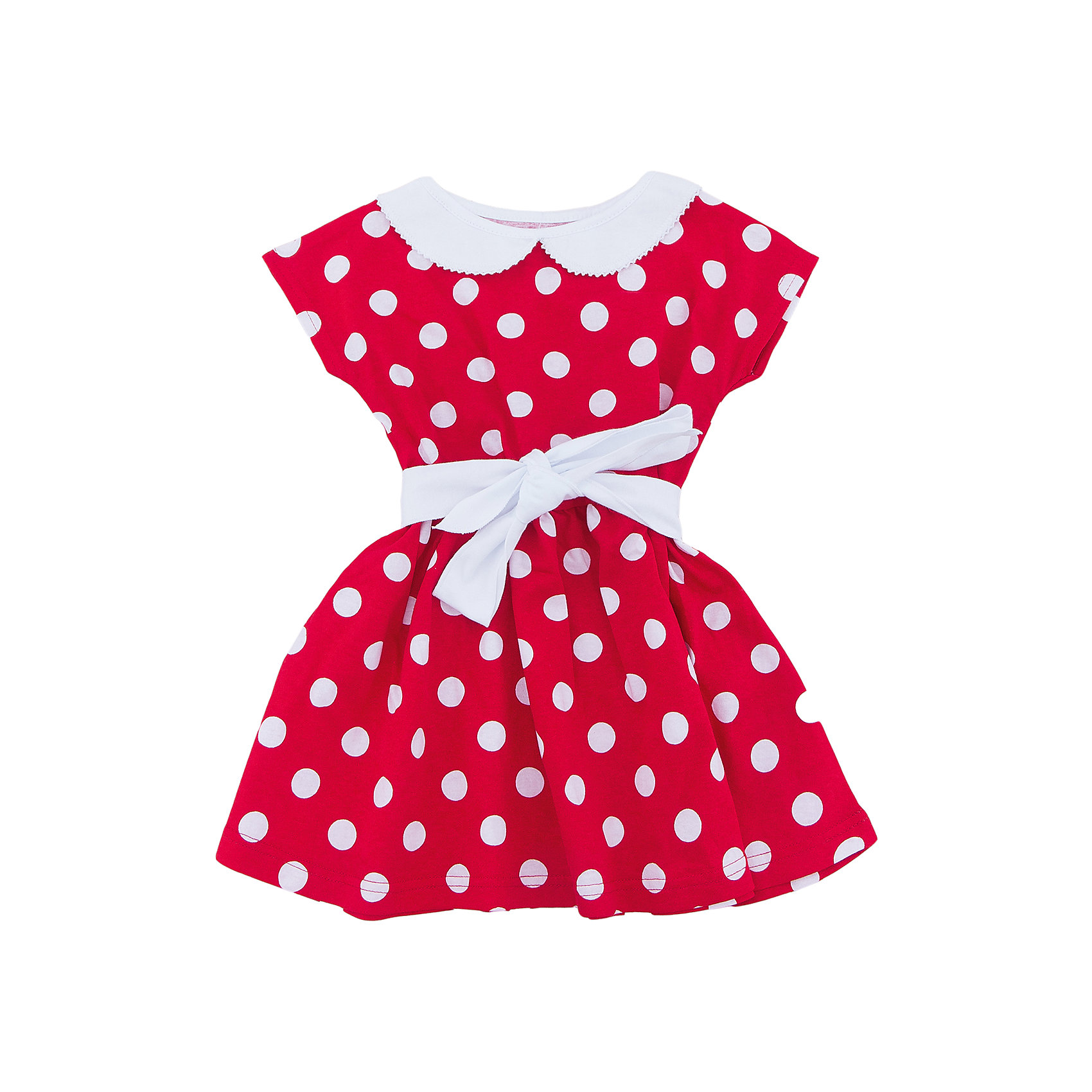 Платье для девочки АпрельПлатья и сарафаны<br>Платье для девочки Апрель.<br>Состав:<br>хлопок 100%<br><br>Ширина мм: 236<br>Глубина мм: 16<br>Высота мм: 184<br>Вес г: 177<br>Цвет: красный<br>Возраст от месяцев: 108<br>Возраст до месяцев: 120<br>Пол: Женский<br>Возраст: Детский<br>Размер: 140,98,104,110,116,122,128,134<br>SKU: 5515919