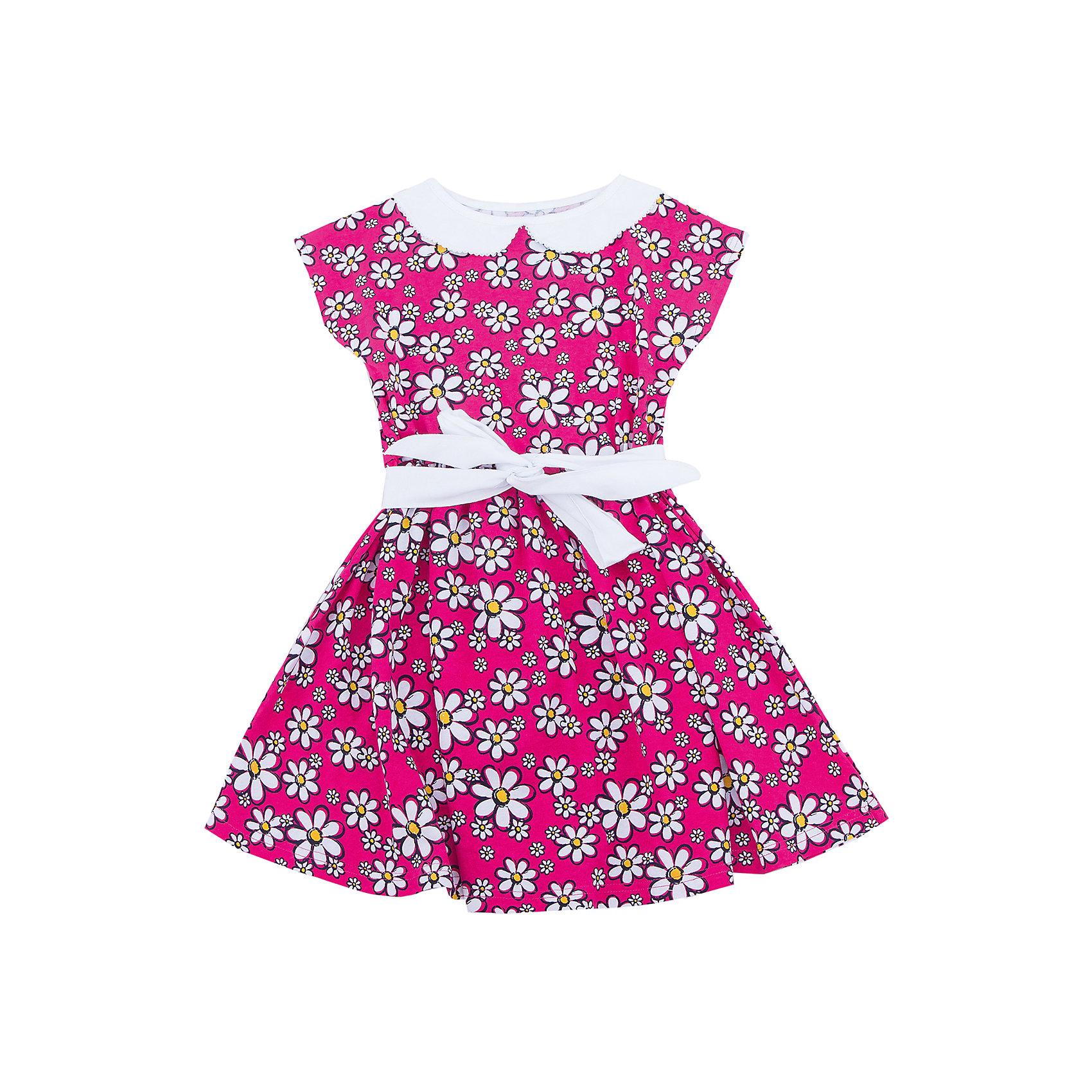 Платье для девочки АпрельПлатья и сарафаны<br>Платье для девочки Апрель.<br>Состав:<br>хлопок 100%<br><br>Ширина мм: 236<br>Глубина мм: 16<br>Высота мм: 184<br>Вес г: 177<br>Цвет: розовый<br>Возраст от месяцев: 60<br>Возраст до месяцев: 72<br>Пол: Женский<br>Возраст: Детский<br>Размер: 116,110,104,98,140,134,128,122<br>SKU: 5515937