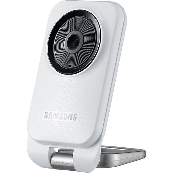 Видеоняня Samsung  Wi-Fi SmartCam SNH-V6110BNВидеоняни<br>Видеоняня Wi-Fi SmartCam SNH-V6110BN, Samsung (Самсунг)<br><br>Характеристики:<br><br>• подходит для планшетов, смартфонов и компьютеров<br>• доступ из любой точки мира<br>• высокое качество изображения в формате Full HD 1080p<br>• автоматическое оповещение при плаче или движении<br>• цветное изображение в ночное время<br>• несколько зон отслеживания<br>• двухсторонняя связь<br>• колыбельные мелодии<br>• возможность записи<br>• поддержка iOS, Android, Windows, Mac<br>• регулировка наклона<br>• в комплекте: камера, адаптер, инструкция<br>• размер упаковки: 14х10х9 см<br>• вес: 300 грамм<br><br>Видеоняня SmartCam SNH - V6110BN - современное устройство для наблюдения за ребенком во время вашего отсутствия. Вы можете подключить видеокамеру к смартфону, компьютеру или планшету с операционными системами iOS, Android, Mac. Windows. <br><br>Качественное изображение с камеры в формате Full HD 1080p доступно в любой точке планеты. Главная особенность модели - стабильная работа и мобильное приложение для вашего устройства. Видеокамера автоматически подает сигнал при обнаружении плача или движения крохи. <br><br>В темное время суток изображение камеры остается цветным без использования ночника и подсветки, что отличает данную модель от аналогов. Ко всему прочему, видеоняня оснащена двухсторонней связью, колыбельными мелодиями, возможностью записи и проигрывания фото и видео. <br><br>Видеоняню Wi-Fi SmartCam SNH-V6110BN, Samsung (Самсунг) вы можете купить в нашем интернет-магазине.<br><br>Ширина мм: 90<br>Глубина мм: 100<br>Высота мм: 140<br>Вес г: 300<br>Возраст от месяцев: 0<br>Возраст до месяцев: 1188<br>Пол: Унисекс<br>Возраст: Детский<br>SKU: 5516699