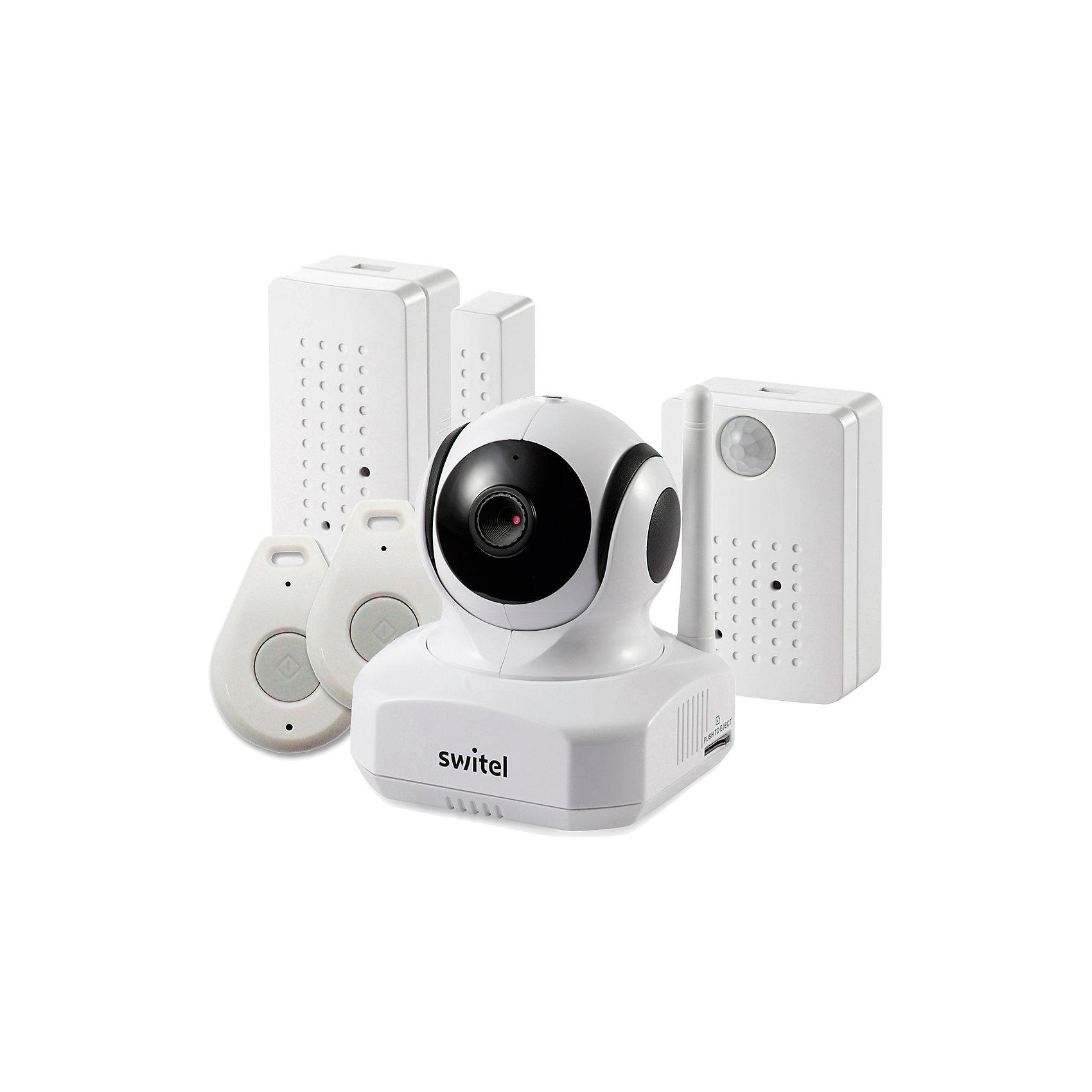 Видеоняня WiFi HD BSW220, SwitelДетская бытовая техника<br>Видеоняня WiFi HD BSW220, Switel (Свител)<br><br>Характеристики:<br><br>• подходит для iPhone, iPad и Android<br>• бесплатное приложение<br>• можно использовать как охранную сигнализацию<br>• звуковая сирена +85dB для охранной системы<br>• доступ из любой точки мира<br>• высокое качество изображения в формате HD 720p<br>• автоматическое оповещение при плаче или движении<br>• двухсторонняя связь<br>• возможность записи<br>• слот для карты памяти Micro SD (до 32 GB)<br>• возможно подключение датчиков открытия дверей и окон (в комплекте)<br>• возможно подключение датчиков температуры и влажности (не входят в комплект)<br>• в комплекте: камера, датчик DW, датчик PIR, 2 кнопки удаленного управления, батареи для сенсоров и кнопок управления, адаптер питания<br>• размер упаковки: 20х30х10 см<br>• вес: 600 грамм<br><br>Видеоняня BSW220 - настоящий подарок для всей семьи. Вы можете использовать ее как устройство для присмотра за ребенком и как охранную систему. В комплект входят датчики открытия окон и дверей, отслеживающие движение в помещение. В случае работы в режиме охраны, видеоняня может работать как охранная сигнализация с издаваемой звуковой сиреной в 85 децибел.<br><br>Видеоняня BSW220 позаботится о безопасности ребенка, когда вас нет рядом. Вы сможете наблюдать за малышом из любой точки планеты. Для этого необходимо скачать специальное приложение на ваше мобильное устройство. Приложение совместимо с iPhone, iPad, Android. Камера обеспечивает высококачественное изображение в формате HD 720p. <br><br>Возможен непрерывный мониторинг или автоматическое подключение при обнаружении плача. Также, при обнаружении плача видеоняня отправляет push-уведомление на ваше мобильное устройство. Возможно запись фото или видео на карту памяти. <br><br>Видеоняню WiFi HD BSW220, Switel (Свител) можно купить в нашем интернет-магазине.<br><br>Ширина мм: 200<br>Глубина мм: 300<br>Высота мм: 100<br>Вес г: 101<br>Возраст от месяцев: