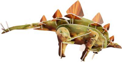 Конструктор – 3D пазл заводной: Стегозавр, UF