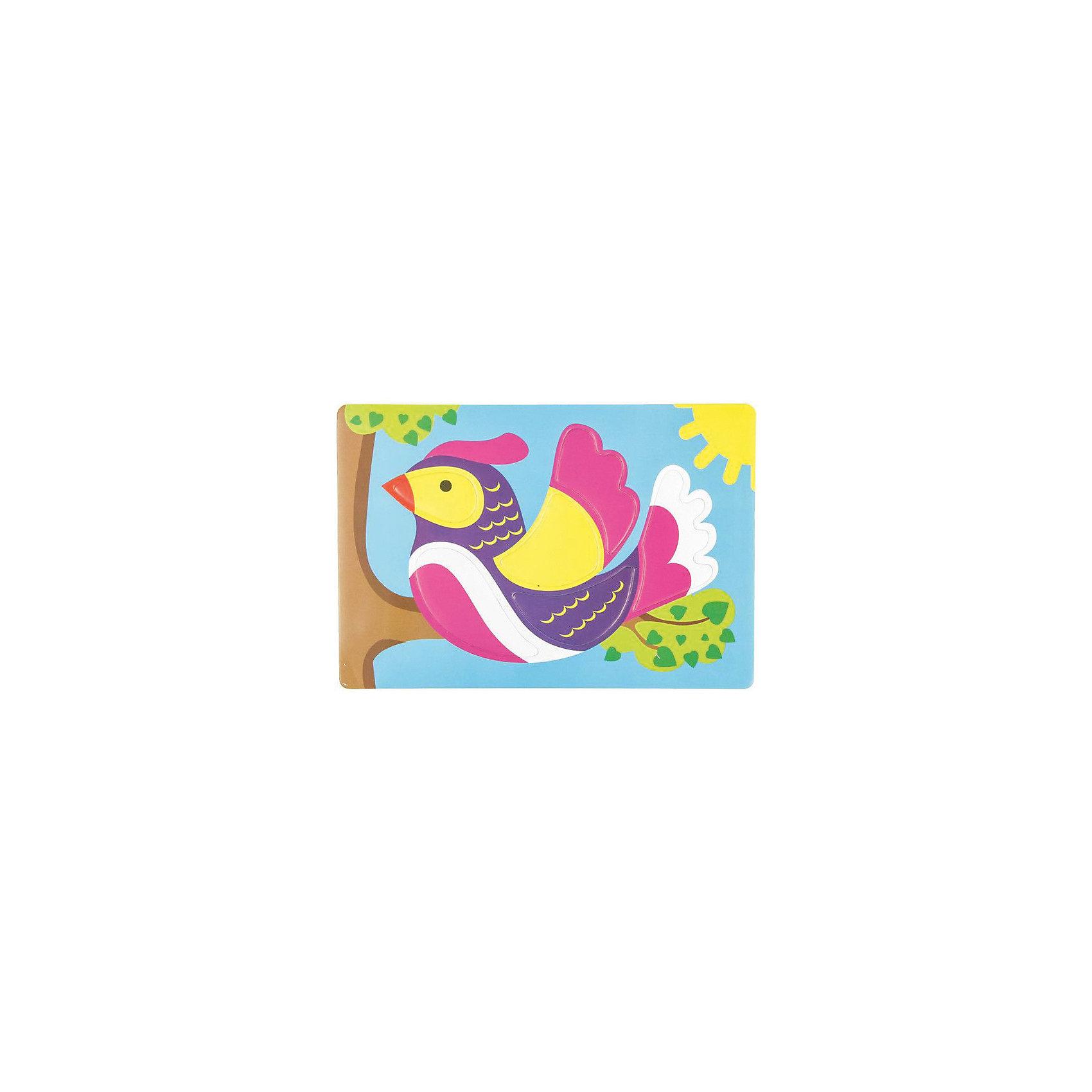 Мягкий конструктор ПтичкаМягкие пазлы<br>Мягкий конструктор Птичка<br><br>Характеристики:<br><br>• развивает мелкую моторику, логику и пространственное мышление<br>• мягкие детали из безопасных материалов<br>• размер упаковки: 22х24,3 см<br>• издательство: Феникс-Премьер<br>• вес: 25 грамм<br><br>Мягкий конструктор - интересный вид творчества, доступный даже малышам. Собрав мягкие детали, ребенок порадуется красивой объемной птичке. Игра с мягким конструктором способствует развитию моторики рук, пространственного, логического мышления и координации движений. Такой конструктор порадует малыша, и он с радостью будет заниматься!<br><br>Мягкий конструктор Птичка вы можете купить в нашем интернет-магазине.<br><br>Ширина мм: 243<br>Глубина мм: 220<br>Высота мм: 20<br>Вес г: 25<br>Возраст от месяцев: 36<br>Возраст до месяцев: 2147483647<br>Пол: Унисекс<br>Возраст: Детский<br>SKU: 5518114