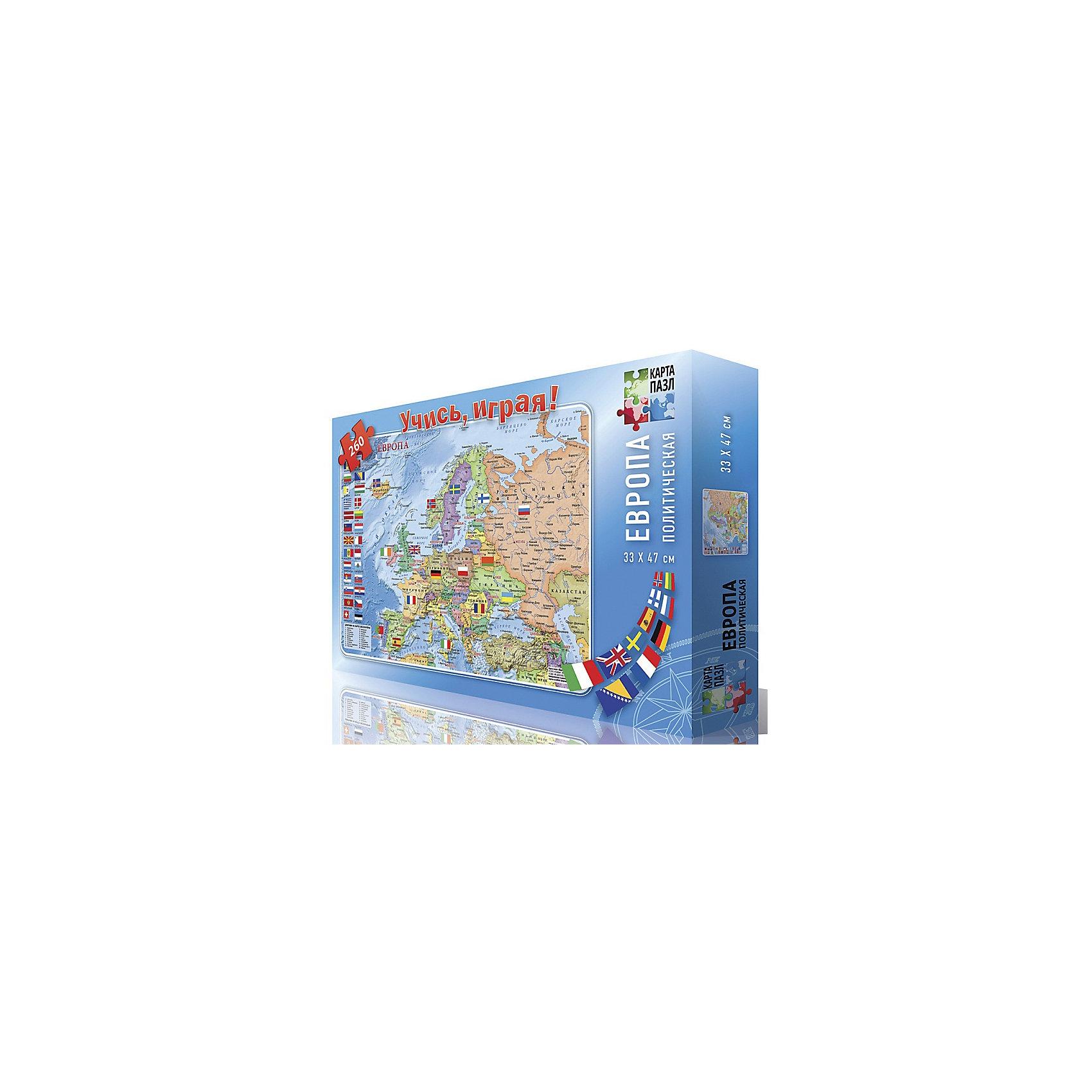 Карта-пазл