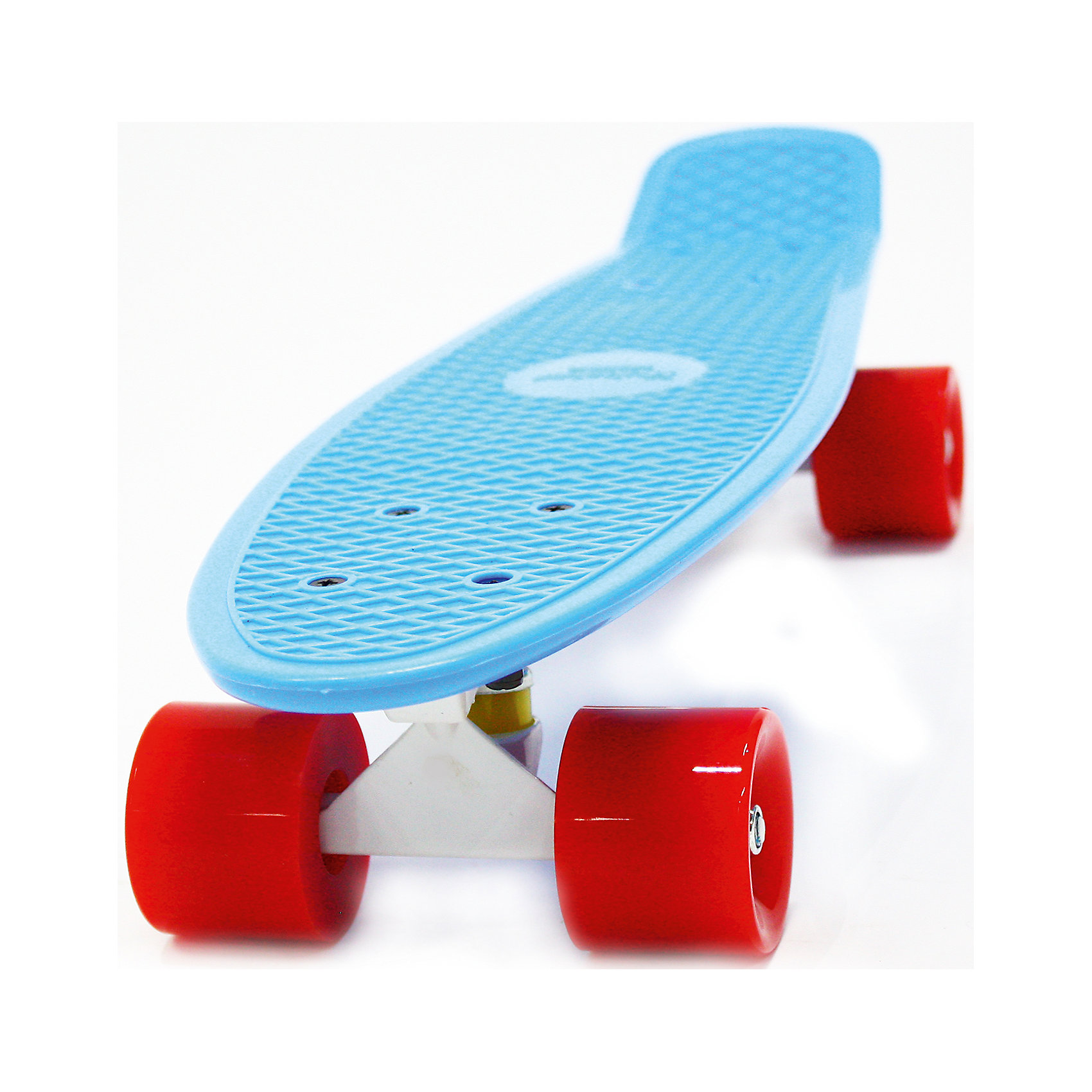 Пенни борд Hubster Cruiser, синий, с красными колесамиГабариты 69х28х7,5 см, вес - 2,3 кг Нагрузка - до 80 кг База - ударопрочный пластик Подшипники - ABEC 7 Колеса - полиуретан, 59см, полиуретан Подвеска - 3, жесткость средняя Конструкция - классическая<br><br>Ширина мм: 690<br>Глубина мм: 200<br>Высота мм: 110<br>Вес г: 2300<br>Возраст от месяцев: 72<br>Возраст до месяцев: 192<br>Пол: Унисекс<br>Возраст: Детский<br>SKU: 5518993