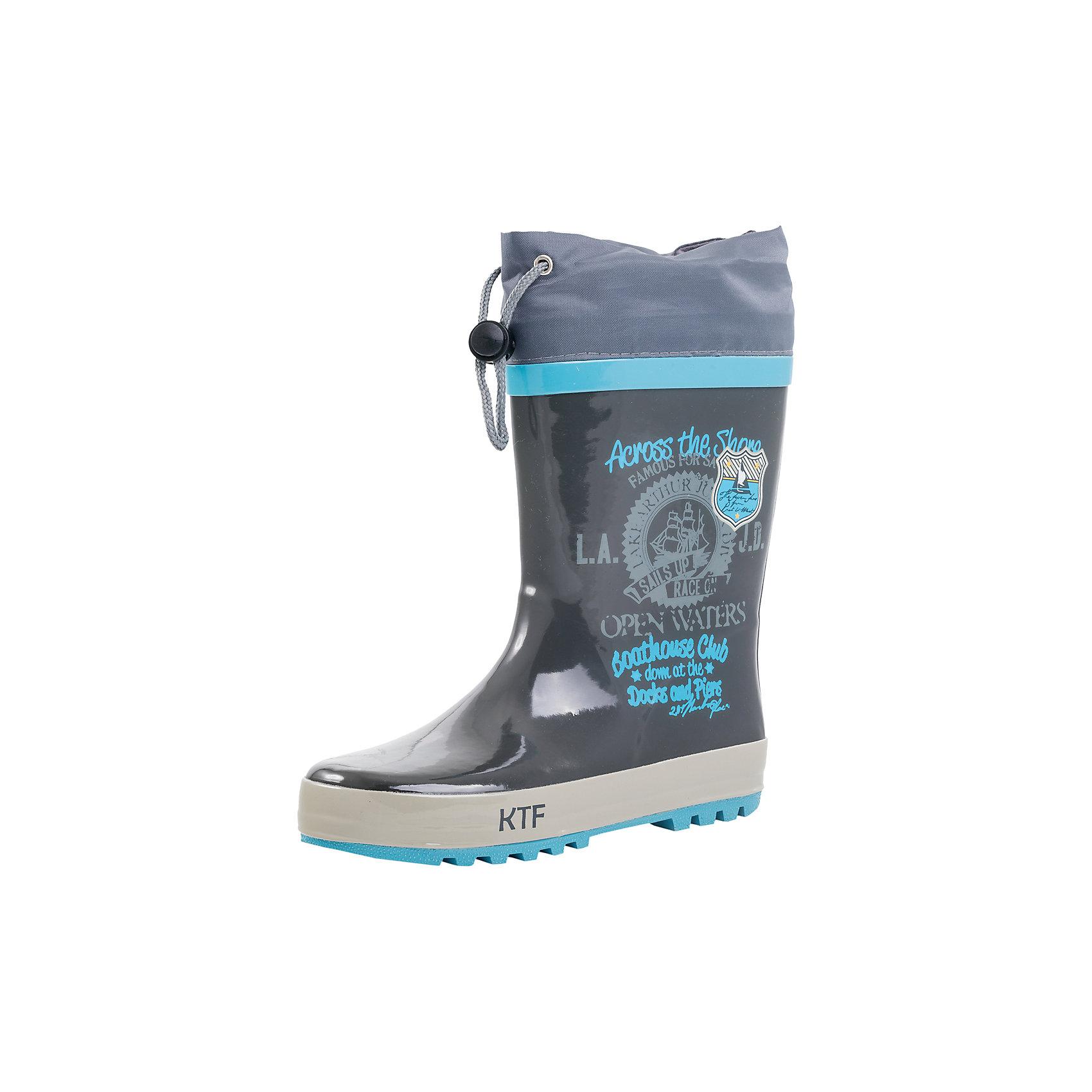 Резиновые сапоги для мальчика КотофейРезиновые сапоги<br>Характеристики товара:<br><br>• цвет: серый<br>• внешний материал: резина<br>• внутренний материал: текстиль<br>• стелька: текстиль<br>• подошва: резина<br>• температурный режим: от +7°до +20°С<br>• без внутреннего съёмного сапожка<br>• водонепроницаемая манжета с утяжкой<br>• вид крепления: горячая вулканизация<br>• рифленая устойчивая подошва<br>• страна бренда: Российская Федерация<br>• страна производства: Китай<br><br>Обувь из новой коллекции от популярного российского производителя Котофей отличается ярким дизайном, продуманностью и комфортом! Эта модель разработана специально для детей - она учитывает особенности строения и развития детской стопы. Симпатичная, оригинальная и удобная вещь!<br><br>Резиновые сапоги для мальчика от известного бренда Котофей можно купить в нашем интернет-магазине.<br><br>Ширина мм: 237<br>Глубина мм: 180<br>Высота мм: 152<br>Вес г: 438<br>Цвет: серый<br>Возраст от месяцев: 108<br>Возраст до месяцев: 120<br>Пол: Мужской<br>Возраст: Детский<br>Размер: 33,34,35,30,31,32<br>SKU: 5521601