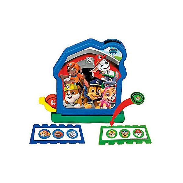 Настольная игра Бинго: Щенячий патруль - Домик щенков-спасателей, Spin MasterСпортивные настольные игры<br>Характеристики товара:<br><br>• возраст от 3 лет<br>• материал: пластик<br>• в наборе: домик, 12 фишек, 4 карточки, 2 листа с наклейками, инструкция<br>• количество предполагаемых игроков: от 2<br>• размер упаковки 27х27х8 см<br>• вес упаковки 613 г.<br>• страна бренда: Канада<br>• страна производитель: Китай<br><br>Игра «Домик щенков-спасателей» Щенячий патруль Spin Master — увлекательная игра для детей, созданная по мотивам известного мультфильма «Щенячий патруль» про храбрых щенков-спасателей. Каждый игрок получает карточку. Домик выполнен в виде лототрона, в котором находятся фишки с изображениями героев. Фишками, которые выпадают из лототрона, надо закрывать карточку. Цель игроков — как можно быстрее заполнить свою карточку.<br><br>Игру «Домик щенков-спасателей» Щенячий патруль Spin Master можно приобрести в нашем интернет-магазине.<br><br>Ширина мм: 270<br>Глубина мм: 270<br>Высота мм: 80<br>Вес г: 613<br>Возраст от месяцев: 60<br>Возраст до месяцев: 2147483647<br>Пол: Унисекс<br>Возраст: Детский<br>SKU: 5523110