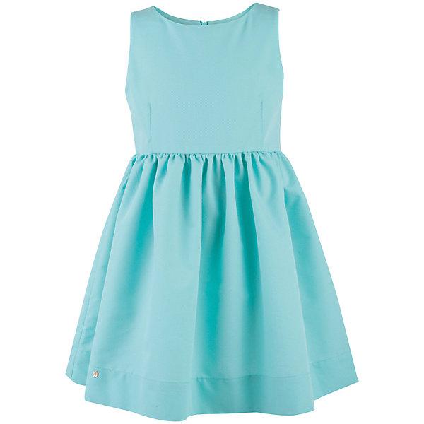 Купить Платье для девочки BUTTON BLUE, Китай, зеленый, 104, 158, 152, 146, 140, 134, 128, 122, 116, 110, 98, Женский