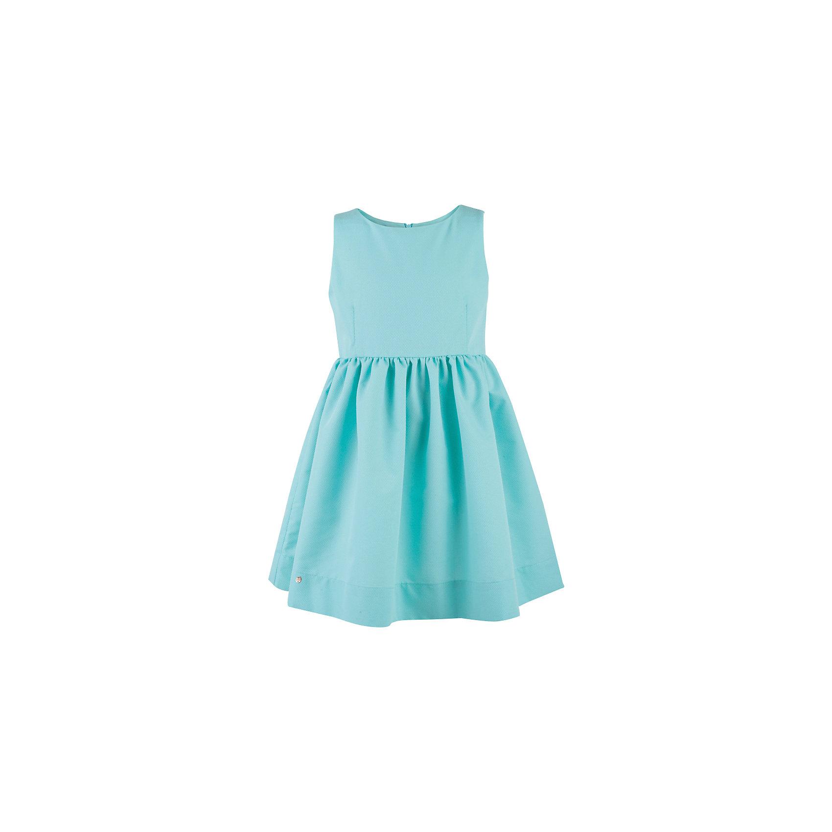 Платье для девочки  BUTTON BLUEПлатья и сарафаны<br>Платье для девочки  BUTTON BLUE<br>Прекрасный летний вариант - яркое текстильное платье на тонкой хлопковой подкладке. Модный силуэт, комфортная форма делают платье для девочки отличным решением для каждого дня лета. Если вы хотите приобрести одновременно и красивую, и практичную, и удобную вещь, вам стоит купить детское платье от Button Blue. Низкая цена не окажет влияния на бюджет семьи, позволив создать интересный базовый гардероб для долгожданных каникул!<br>Состав:<br>Ткань  верха: 55%хлопок 45%polyester подклад: 100% хлопок<br><br>Ширина мм: 236<br>Глубина мм: 16<br>Высота мм: 184<br>Вес г: 177<br>Цвет: зеленый<br>Возраст от месяцев: 48<br>Возраст до месяцев: 60<br>Пол: Женский<br>Возраст: Детский<br>Размер: 110,116,122,128,134,140,146,152,158,98,104<br>SKU: 5523319
