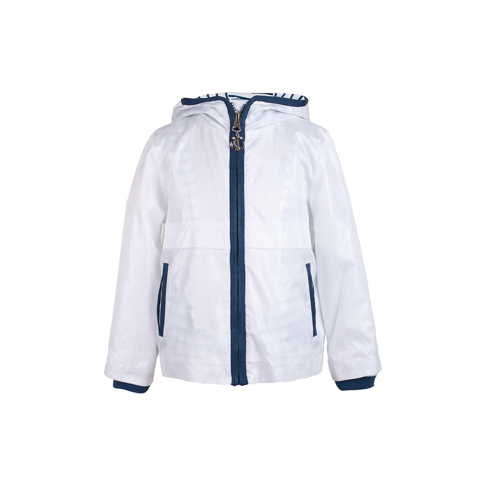 Куртка для девочки  BUTTON BLUEВерхняя одежда<br>Куртка для девочки  BUTTON BLUE<br>Белая ветровка с капюшоном - прекрасное решение для летней прохлады. Модная комфортная форма, продуманные детали подарят отличное настроение, мягкая трикотажная подкладка обеспечит уют, капюшон защитит от дождя и ветра. Если вы решили купить ветровку для девочки недорого, но хотите быть уверены в ее комфорте, качестве, высоких потребительских свойствах, ветровка Button Blue - то, что нужно!<br>Состав:<br>Ткань  верха: 100%  полиэстер, подклад: 100% хлопок/ 100% полиэстер<br><br>Ширина мм: 356<br>Глубина мм: 10<br>Высота мм: 245<br>Вес г: 519<br>Цвет: белый<br>Возраст от месяцев: 24<br>Возраст до месяцев: 36<br>Пол: Женский<br>Возраст: Детский<br>Размер: 98,158,152,146,140,134,128,122,116,110,104<br>SKU: 5523364