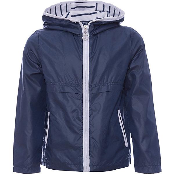 Куртка для мальчика  BUTTON BLUEВерхняя одежда<br>Куртка для мальчика BUTTON BLUE<br>Синяя ветровка с капюшоном - прекрасное решение для летней прохлады. Модная комфортная форма, продуманные детали подарят отличное настроение, мягкая трикотажная подкладка обеспечит уют, капюшон защитит от дождя и ветра. Если вы решили купить ветровку для девочки недорого, но хотите быть уверены в ее комфорте, качестве, высоких потребительских свойствах, ветровка Button Blue - то, что нужно!<br>Состав:<br>Ткань  верха: 100%  полиэстер, подклад: 100% хлопок/ 100% полиэстер<br>Ширина мм: 356; Глубина мм: 10; Высота мм: 245; Вес г: 519; Цвет: синий; Возраст от месяцев: 24; Возраст до месяцев: 36; Пол: Мужской; Возраст: Детский; Размер: 98,158,152,146,140,134,128,122,116,110,104; SKU: 5523376;