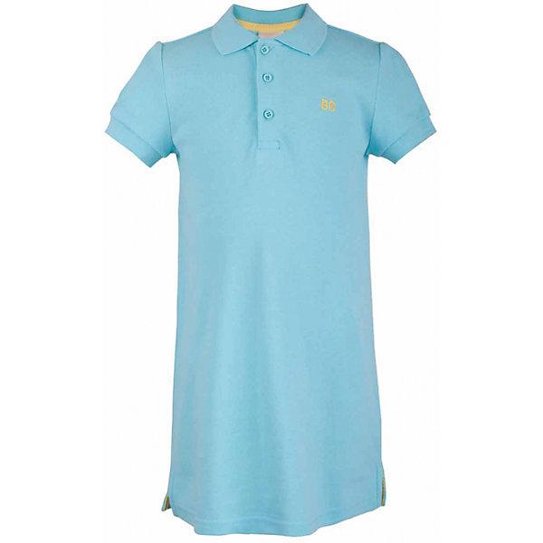 Платье для девочки  BUTTON BLUEПлатья и сарафаны<br>Платье для девочки  BUTTON BLUE<br>Хит прогулочного летнего гардероба, трикотажное платье в спортивном стиле, выглядит отлично! Модный трапециевидный силуэт, яркий цвет, воротник с застежкой поло делают платье идеальным решением на каждый день. Купить детское трикотажное платье от Button Blue, значит, позаботиться о комфорте и прекрасном внешнем виде своего ребенка.<br>Состав:<br>100%  хлопок<br>Ширина мм: 236; Глубина мм: 16; Высота мм: 184; Вес г: 177; Цвет: зеленый; Возраст от месяцев: 24; Возраст до месяцев: 36; Пол: Женский; Возраст: Детский; Размер: 128,134,140,146,152,98,158,104,110,116,122; SKU: 5523473;