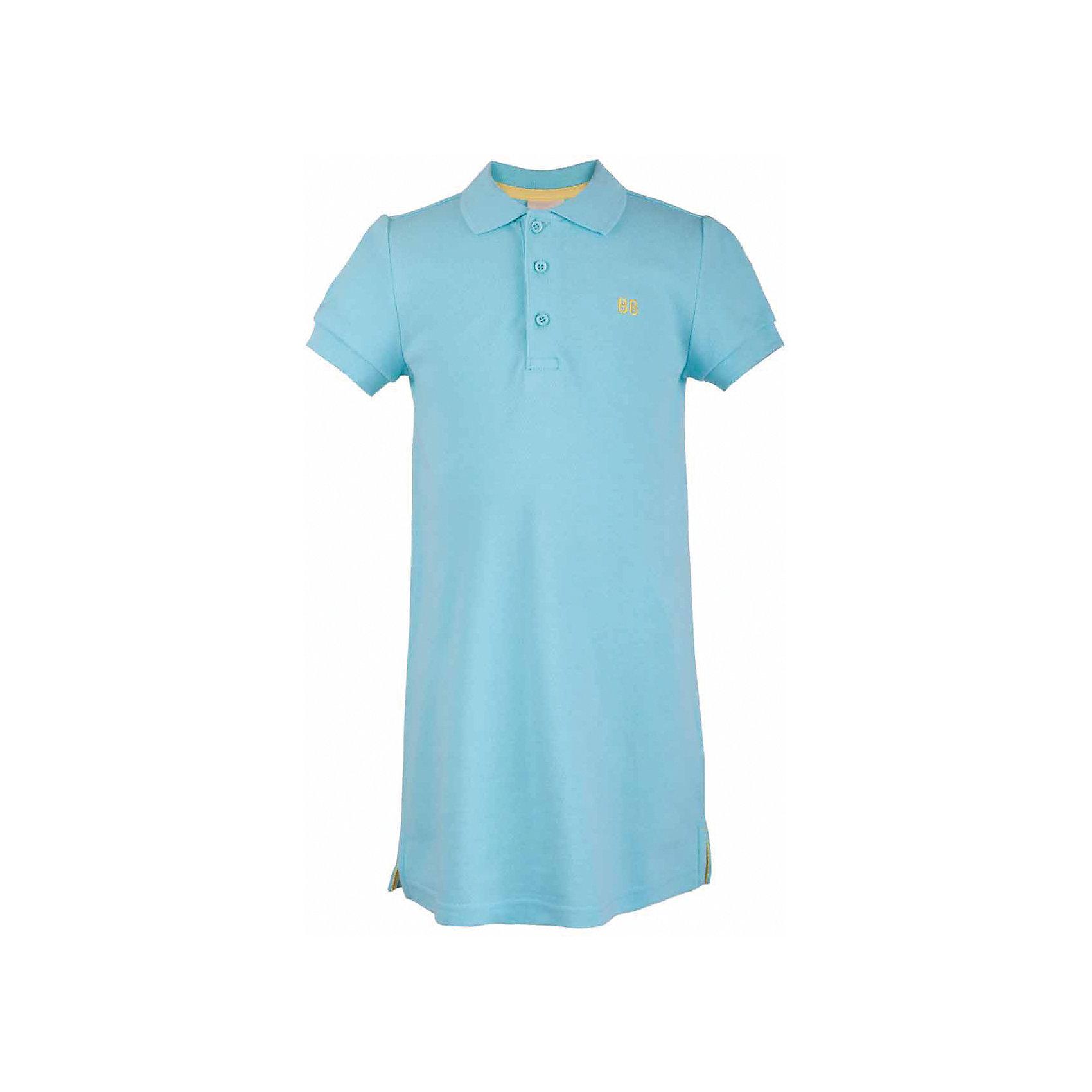 Платье для девочки  BUTTON BLUEПлатья и сарафаны<br>Платье для девочки  BUTTON BLUE<br>Хит прогулочного летнего гардероба, трикотажное платье в спортивном стиле, выглядит отлично! Модный трапециевидный силуэт, яркий цвет, воротник с застежкой поло делают платье идеальным решением на каждый день. Купить детское трикотажное платье от Button Blue, значит, позаботиться о комфорте и прекрасном внешнем виде своего ребенка.<br>Состав:<br>100%  хлопок<br><br>Ширина мм: 236<br>Глубина мм: 16<br>Высота мм: 184<br>Вес г: 177<br>Цвет: зеленый<br>Возраст от месяцев: 144<br>Возраст до месяцев: 156<br>Пол: Женский<br>Возраст: Детский<br>Размер: 158,98,104,110,128,134,140,146,152,116,122<br>SKU: 5523473