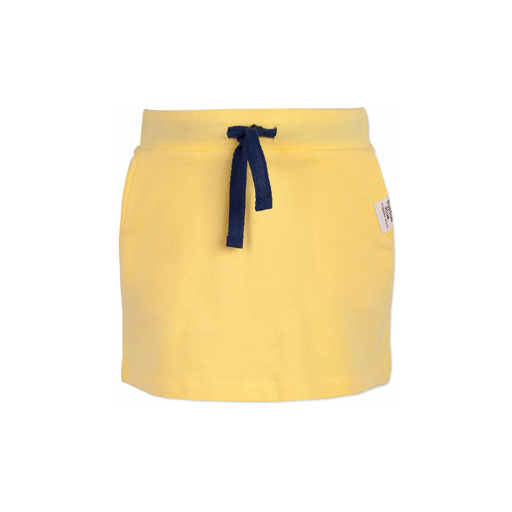 Юбка для девочки  BUTTON BLUEЮбки<br>Юбка для девочки  BUTTON BLUE<br>Не один детский гардероб не обойдется без летней юбки. А если она еще и красива, и удобна, и продается по доступной цене, эта юбка девочке просто необходима! Если вы хотите купить стильную трикотажную юбку недорого, не сомневаясь в ее качестве, комфорте и высоких потребительских свойствах, эта симпатичная модель в спортивном стиле — отличный вариант!<br>Состав:<br>60% хлопок 40% полиэстер<br><br>Ширина мм: 207<br>Глубина мм: 10<br>Высота мм: 189<br>Вес г: 183<br>Цвет: желтый<br>Возраст от месяцев: 144<br>Возраст до месяцев: 156<br>Пол: Женский<br>Возраст: Детский<br>Размер: 158,98,104,110,116,122,128,134,140,146,152<br>SKU: 5523559