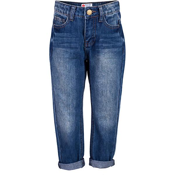 Джинсы для девочки  BUTTON BLUEДжинсовая одежда<br>Джинсы для девочки  BUTTON BLUE<br>Классные синие джинсы с потертостями и повреждениями — гарантия модного современного образа! Хороший крой,  удобная посадка на фигуре подарят девочке комфорт и свободу движений. Если вы хотите купить ребенку недорогие джинсы силуэта бойфренд, модель от Button Blue - прекрасный выбор!<br>Состав:<br>100%  хлопок<br><br>Ширина мм: 215<br>Глубина мм: 88<br>Высота мм: 191<br>Вес г: 336<br>Цвет: синий<br>Возраст от месяцев: 24<br>Возраст до месяцев: 36<br>Пол: Женский<br>Возраст: Детский<br>Размер: 98,152,104,110,116,122,140<br>SKU: 5523670