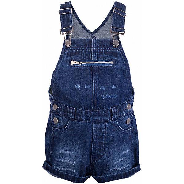 Комбинезон джинсовый  BUTTON BLUEДжинсовая одежда<br>Полукомбинезон джинсовый  BUTTON BLUE<br>Детский джинсовый полукомбинезон - не только очень удобная модель летнего гардероба, но и трендовая вещь сезона Весна/Лето 2017! В компании с любой майкой, футболкой, поло полукомбинезон составит достойный летний комплект. Если вы хотите купить недорого джинсовый полукомбинезон с модными потертостями, заминами, варкой, не сомневаясь в его качестве, высоких потребительских свойствах и соответствии модным трендам, полукомбинезон от Button Blue - лучший вариант!<br>Состав:<br>100%  хлопок<br><br>Ширина мм: 215<br>Глубина мм: 88<br>Высота мм: 191<br>Вес г: 336<br>Цвет: синий<br>Возраст от месяцев: 132<br>Возраст до месяцев: 144<br>Пол: Унисекс<br>Возраст: Детский<br>Размер: 158,146,140,134,128,152,122,116,110,104,98<br>SKU: 5523926