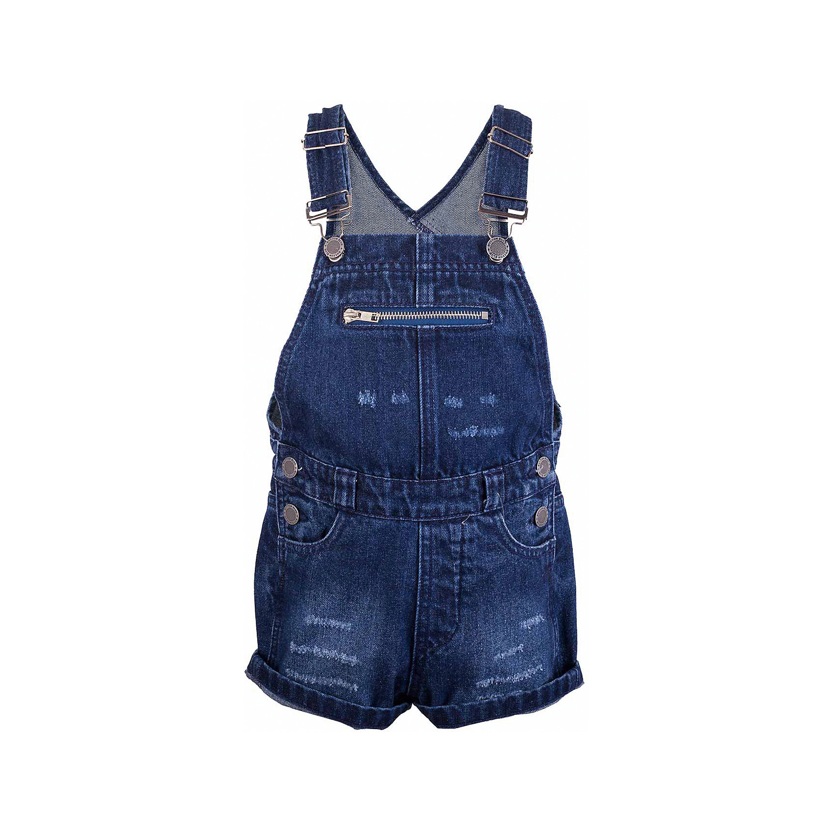 Полукомбинезон джинсовый  BUTTON BLUEКомбинезоны<br>Полукомбинезон джинсовый  BUTTON BLUE<br>Детский джинсовый полукомбинезон - не только очень удобная модель летнего гардероба, но и трендовая вещь сезона Весна/Лето 2017! В компании с любой майкой, футболкой, поло полукомбинезон составит достойный летний комплект. Если вы хотите купить недорого джинсовый полукомбинезон с модными потертостями, заминами, варкой, не сомневаясь в его качестве, высоких потребительских свойствах и соответствии модным трендам, полукомбинезон от Button Blue - лучший вариант!<br>Состав:<br>100%  хлопок<br><br>Ширина мм: 215<br>Глубина мм: 88<br>Высота мм: 191<br>Вес г: 336<br>Цвет: синий<br>Возраст от месяцев: 144<br>Возраст до месяцев: 156<br>Пол: Унисекс<br>Возраст: Детский<br>Размер: 158,152,98,104,110,116,122,128,134,140,146<br>SKU: 5523926