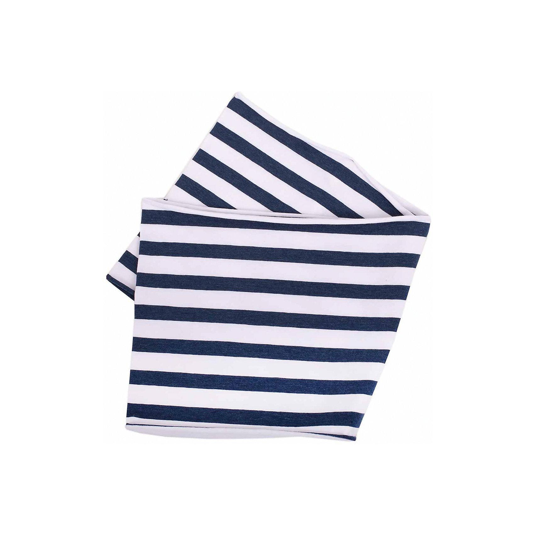 Воротник  BUTTON BLUEШарфы, платки<br>Воротник  BUTTON BLUE<br>Мягкий трикотажный воротник - отличная альтернатива длинному шарфу. Он добавит в весенний или летний комплект модную легкую небрежность, а также создаст тепло и комфорт в прохладную и ветреную погоду. Если вы хотите купить воротник, модель в полоску от Button Blue - идеальный вариант для завершения образа!<br>Состав:<br>95% хлопок 5% эластан<br><br>Ширина мм: 170<br>Глубина мм: 157<br>Высота мм: 67<br>Вес г: 117<br>Цвет: синий<br>Возраст от месяцев: 0<br>Возраст до месяцев: 168<br>Пол: Унисекс<br>Возраст: Детский<br>Размер: one size<br>SKU: 5523938