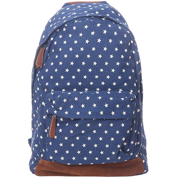 Рюкзак  BUTTON BLUEРюкзаки<br>Рюкзак  BUTTON BLUE<br>Мягкие текстильные рюкзаки - хит сезона! Они с легкостью вытеснили из детского гардероба привычные сумки через плечо, сделав весенне-летний образ ребенка более спортивным и динамичным. Не сомневайтесь, желая купить недорого стильный детский рюкзак отличного качества! Это возможно! Синий рюкзак с мелким рисунком от Button Blue - прекрасный летний вариант для комфорта и настроения.<br>Состав:<br>канвас, искусственная замша<br><br>Ширина мм: 227<br>Глубина мм: 11<br>Высота мм: 226<br>Вес г: 350<br>Цвет: синий<br>Возраст от месяцев: 0<br>Возраст до месяцев: 168<br>Пол: Унисекс<br>Возраст: Детский<br>Размер: one size<br>SKU: 5523946