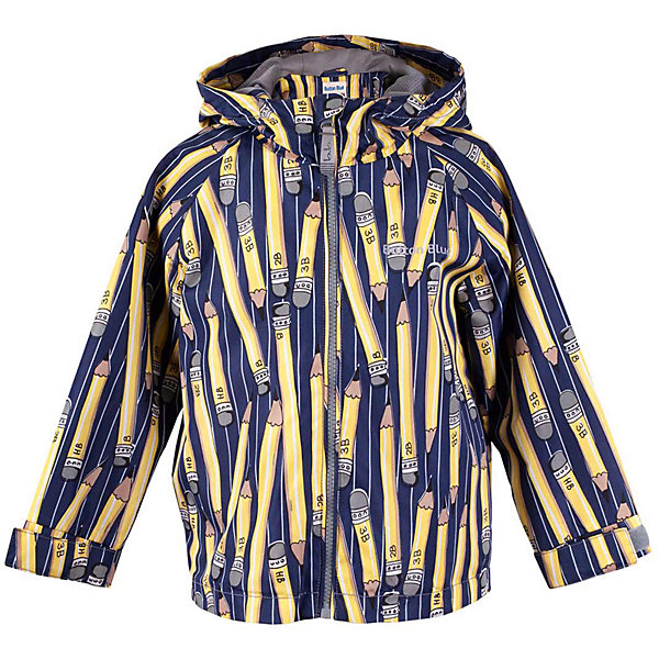 Куртка для мальчика  BUTTON BLUEВерхняя одежда<br>Куртка для мальчика  BUTTON BLUE<br>Отличная ветровка для мальчика понравится всем любителям активных прогулок! Ветровка сделана с соблюдением технологических особенностей производства спортивной одежды. Она не промокает, специальная подкладка создает комфорт при длительной носке, светоотражающие элементы обеспечивают безопасность ребенка. Водоотталкивающая ткань с оригинальным принтом делает ветровку запоминающейся. Если вы хотите купить отличную детскую ветровку недорого и не сомневаться в ее качестве и комфорте, ветровка от Button Blue - то, что вам нужно!<br>Состав:<br>Ткань  верха: 100% полиэстер, подклад: 100% полиэстер<br>Ширина мм: 356; Глубина мм: 10; Высота мм: 245; Вес г: 519; Цвет: синий; Возраст от месяцев: 24; Возраст до месяцев: 36; Пол: Мужской; Возраст: Детский; Размер: 98,158,104,110,116,122,128,134,140,146,152; SKU: 5524093;