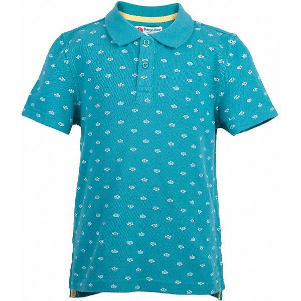Поло для мальчика  BUTTON BLUEФутболки, поло и топы<br>Поло для мальчика  BUTTON BLUE<br>Бирюзовая футболка-поло - изделие из разряда must have! Это не только базовая вещь в гардеробе ребенка, но и залог хорошего летнего настроения! Если вы решили купить недорогую  футболку-поло для мальчика, выберете стильное бирюзовое поло с мелким рисунком от Button Blue, и ваш ребенок будет доволен! Низкая цена не окажет влияния на бюджет семьи, позволив создать интересный базовый гардероб для долгожданных каникул!<br>Состав:<br>100%  хлопок<br>Ширина мм: 199; Глубина мм: 10; Высота мм: 161; Вес г: 151; Цвет: бирюзовый; Возраст от месяцев: 108; Возраст до месяцев: 120; Пол: Мужской; Возраст: Детский; Размер: 140,134,128,116,110,104,98,158,122,152,146; SKU: 5524380;