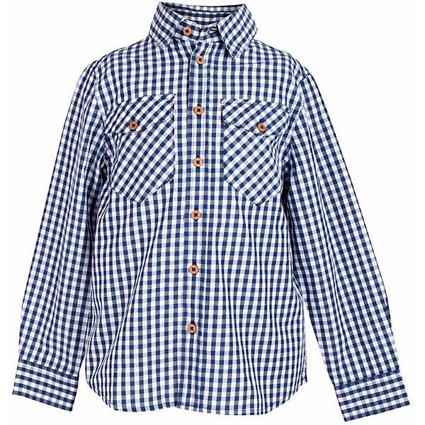 Рубашка для мальчика  BUTTON BLUEБлузки и рубашки<br>Рубашка для мальчика  BUTTON BLUE<br>Клетчатая рубашка - яркий акцент повседневного образа ребенка. Купить рубашку для мальчика стоит ранней весной, и сочетать ее с футболкой, толстовкой, джемпером, создавая модные многослойные решения. И для лета яркая рубашка в клетку из 100% хлопка - отличный вариант. С брюками, шортами, джинсами она будет выглядеть свежо и стильно!<br>Состав:<br>100%  хлопок<br>Ширина мм: 174; Глубина мм: 10; Высота мм: 169; Вес г: 157; Цвет: синий; Возраст от месяцев: 24; Возраст до месяцев: 36; Пол: Мужской; Возраст: Детский; Размер: 98,158,104,110,116,122,128,134,140,146,152; SKU: 5524464;