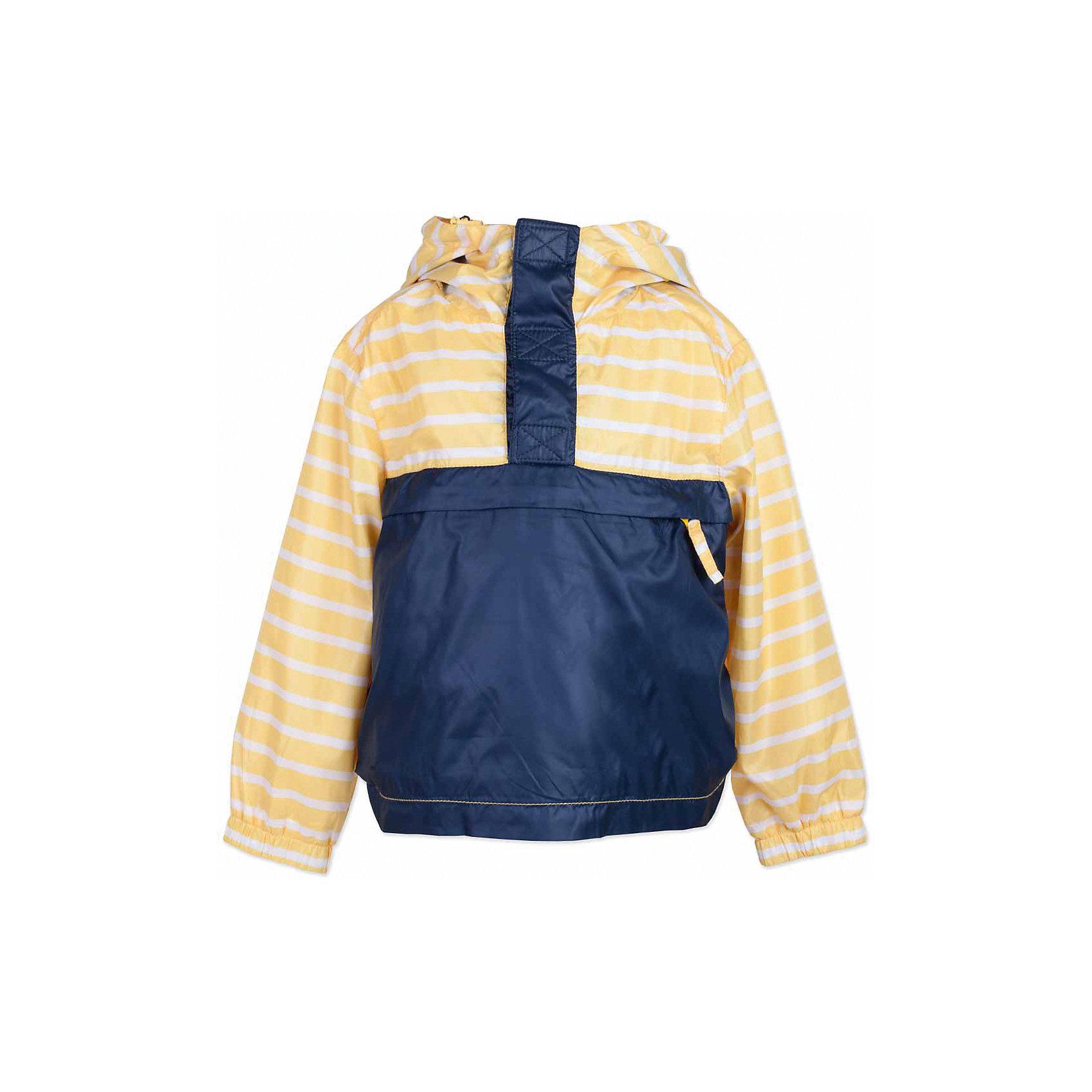 Куртка для мальчика  BUTTON BLUEВерхняя одежда<br>Куртка для мальчика  BUTTON BLUE<br>Яркая ветровка - прекрасное решение для летней прохлады. Модная форма, динамичная комбинация глади и полоски, продуманные детали подарят отличное настроение. Капюшон надежно защитит от дождя и ветра. Хлопковая трикотажная подкладка создаст уют. Если вы решили купить стильную ветровку для мальчика недорого, но хотите быть уверены в ее комфорте, качестве, высоких потребительских свойствах, полосатая ветровка Button Blue - то, что нужно!<br>Состав:<br>Ткань  верха: 100% полиэстер, подклад: 100% хлопок/ 100% полиэстер<br><br>Ширина мм: 356<br>Глубина мм: 10<br>Высота мм: 245<br>Вес г: 519<br>Цвет: желтый<br>Возраст от месяцев: 108<br>Возраст до месяцев: 120<br>Пол: Мужской<br>Возраст: Детский<br>Размер: 140,98,104,110,116,122,128,134<br>SKU: 5524542