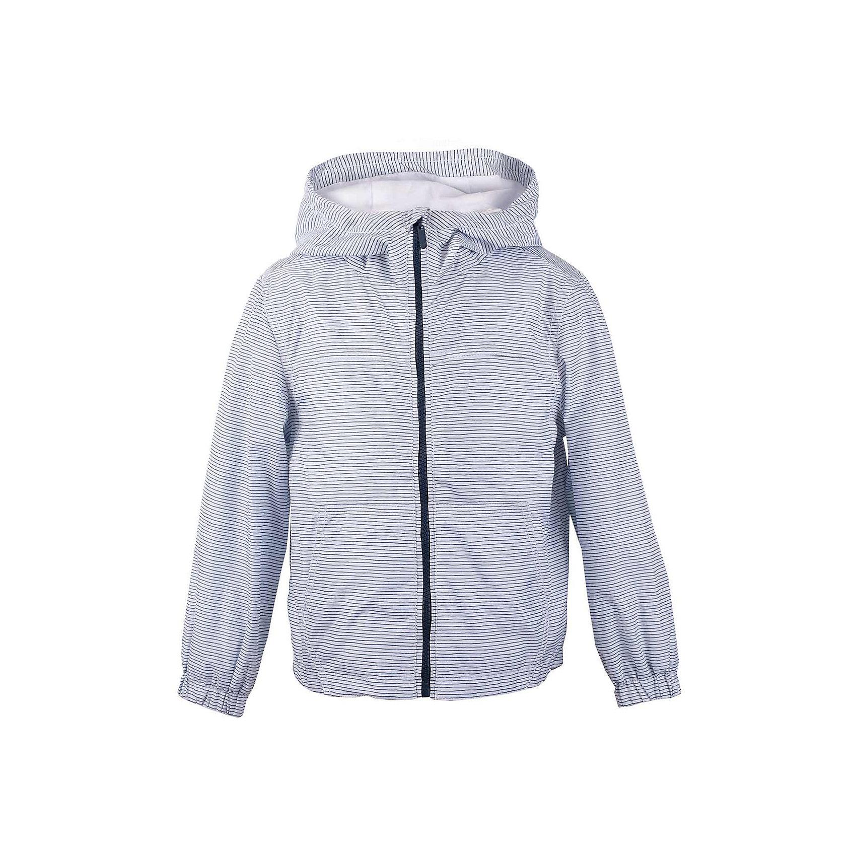 Куртка для мальчика  BUTTON BLUEВерхняя одежда<br>Куртка для мальчика  BUTTON BLUE<br>Яркая ветровка - прекрасное решение для летней прохлады. Модная форма, динамичный рисунок ткани, продуманные детали подарят отличное настроение. Капюшон надежно защитит от дождя и ветра. Хлопковая трикотажная подкладка создаст уют. Если вы решили купить стильную ветровку для мальчика недорого, но хотите быть уверены в ее комфорте, качестве, высоких потребительских свойствах, полосатая ветровка от Button Blue - то, что нужно!<br>Состав:<br>Ткань  верха: 100% полиэстер, подклад: 100% хлопок/ 100% полиэстер<br><br>Ширина мм: 356<br>Глубина мм: 10<br>Высота мм: 245<br>Вес г: 519<br>Цвет: разноцветный<br>Возраст от месяцев: 24<br>Возраст до месяцев: 36<br>Пол: Мужской<br>Возраст: Детский<br>Размер: 98,158,152,146,140,134,128,122,116,110,104<br>SKU: 5524551