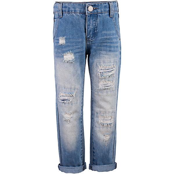 Джинсы для мальчика  BUTTON BLUEДжинсовая одежда<br>Джинсы для мальчика  BUTTON BLUE<br>Классные голубые джинсы с потертостями и повреждениями — гарантия модного современного образа! Хороший крой, удобная посадка на фигуре подарят мальчику комфорт и свободу движений. Если вы хотите купить ребенку недорогие модные джинсы классического силуэта, модель от Button Blue - прекрасный выбор!<br>Состав:<br>100%  хлопок<br>Ширина мм: 215; Глубина мм: 88; Высота мм: 191; Вес г: 336; Цвет: голубой; Возраст от месяцев: 144; Возраст до месяцев: 156; Пол: Мужской; Возраст: Детский; Размер: 158,98,104,110,116,122,140,146,152; SKU: 5524689;